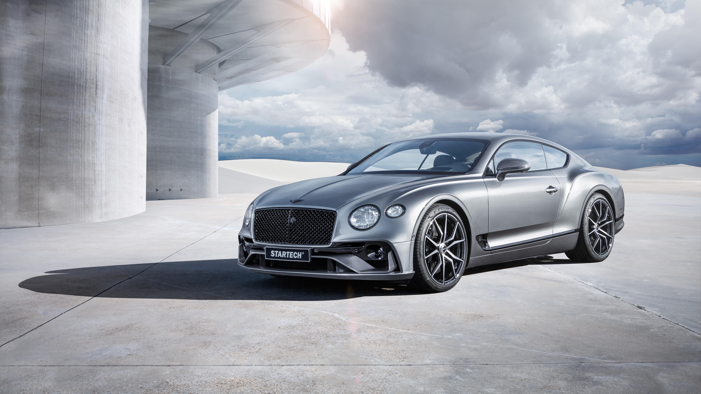 Startech Bentley Continental GT 2019 4K