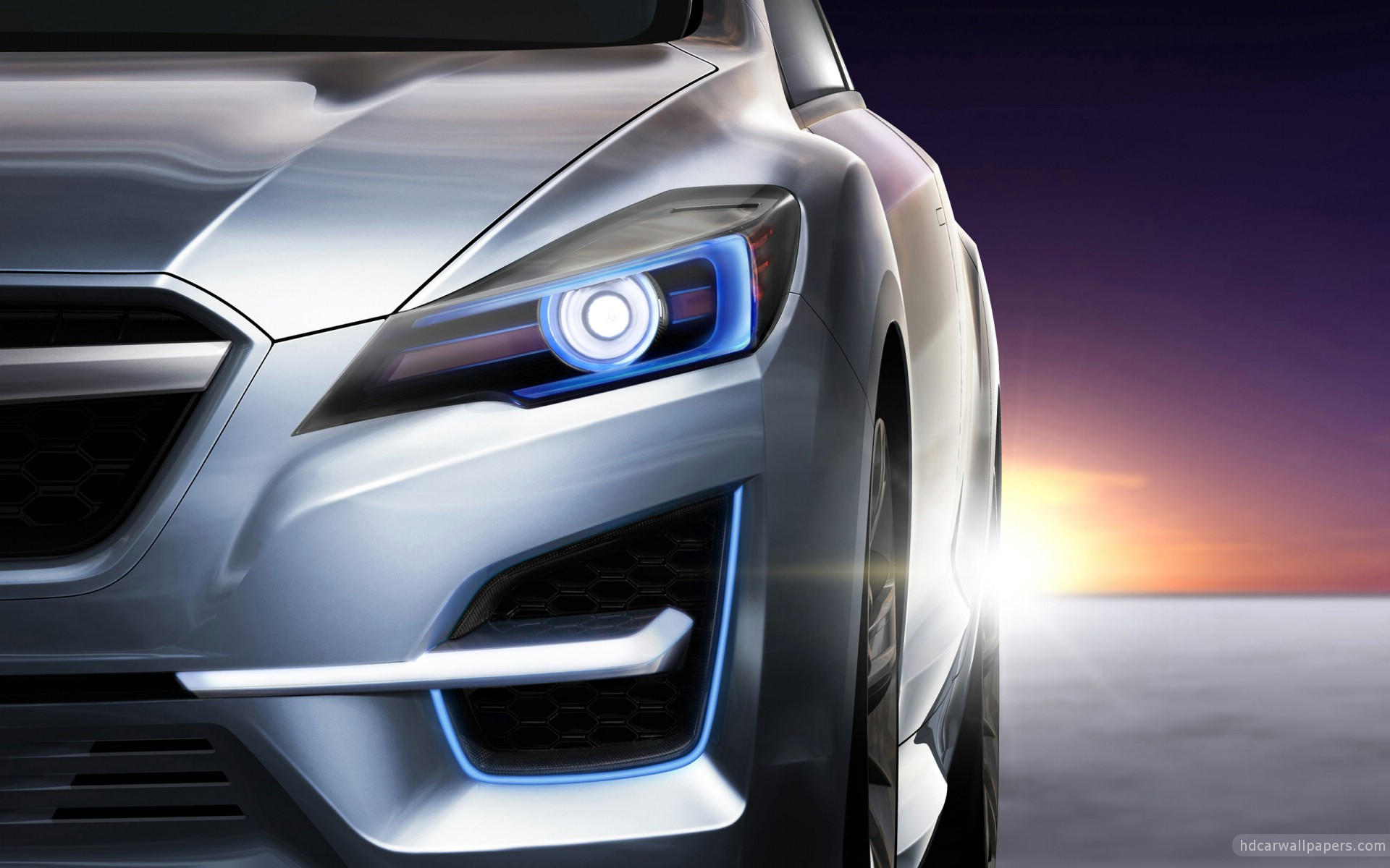 Subaru Impreza Concept Car 2