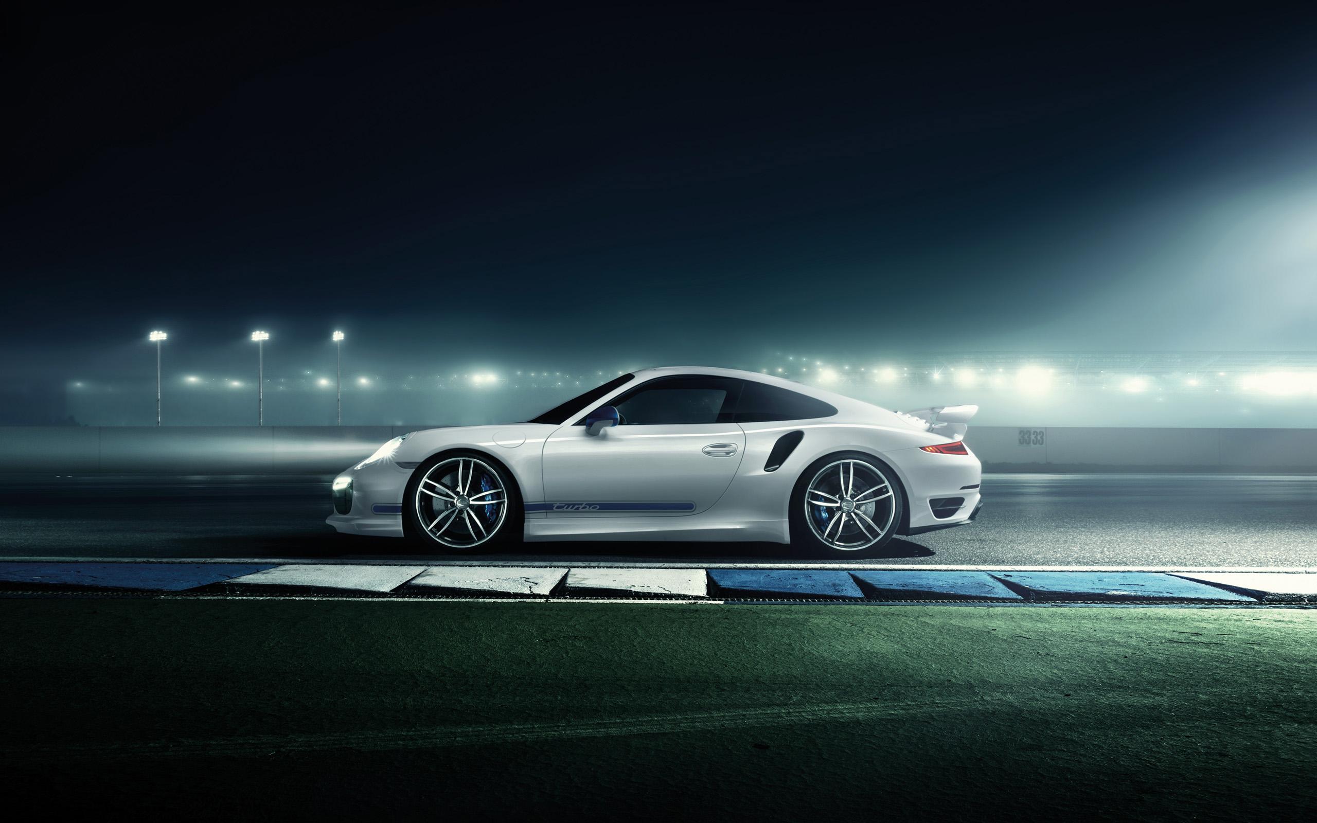 TechArt Porsche Turbo  Wallpaper HD Car Wallpapers