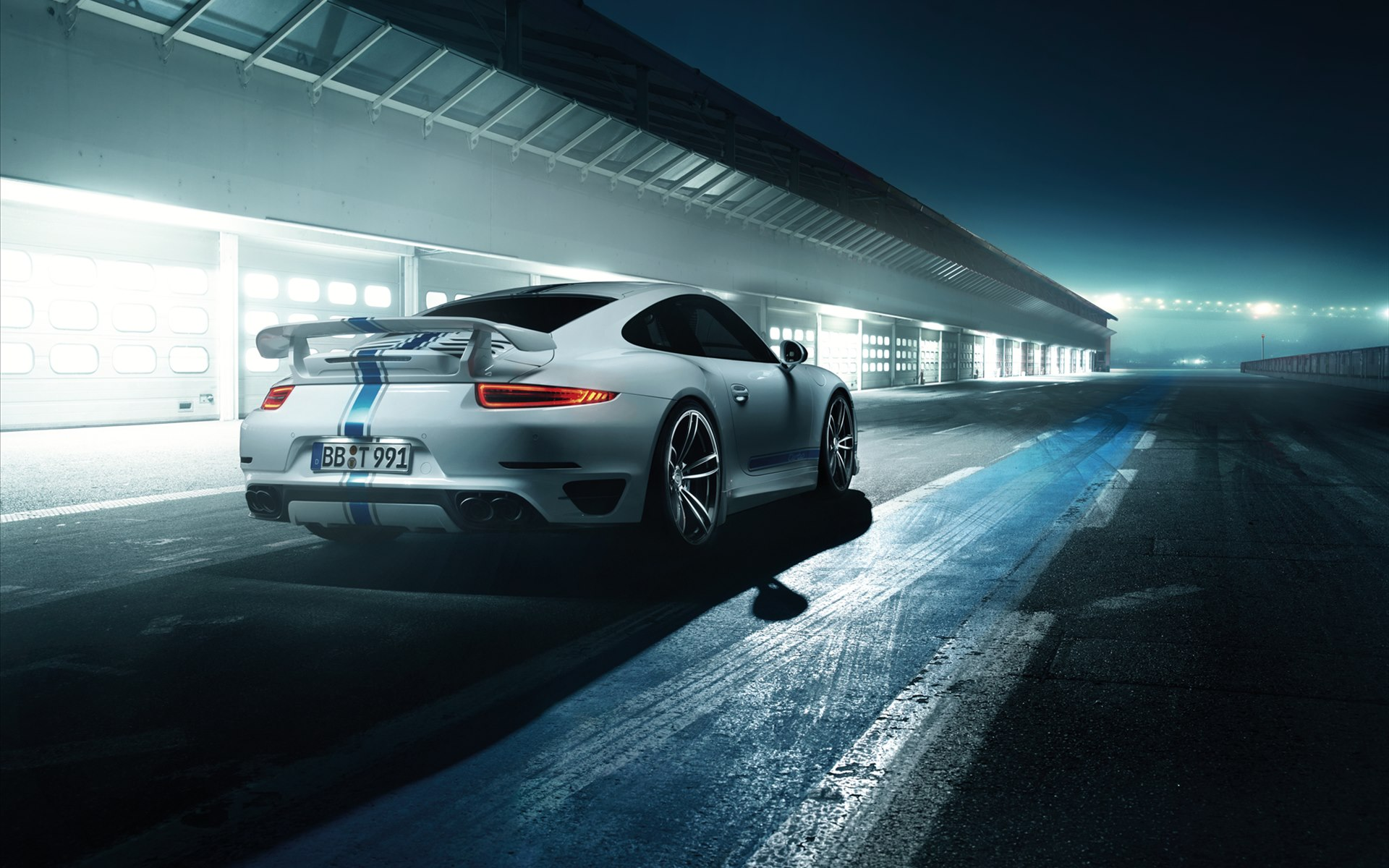 techart porsche 911 turbo s 2014