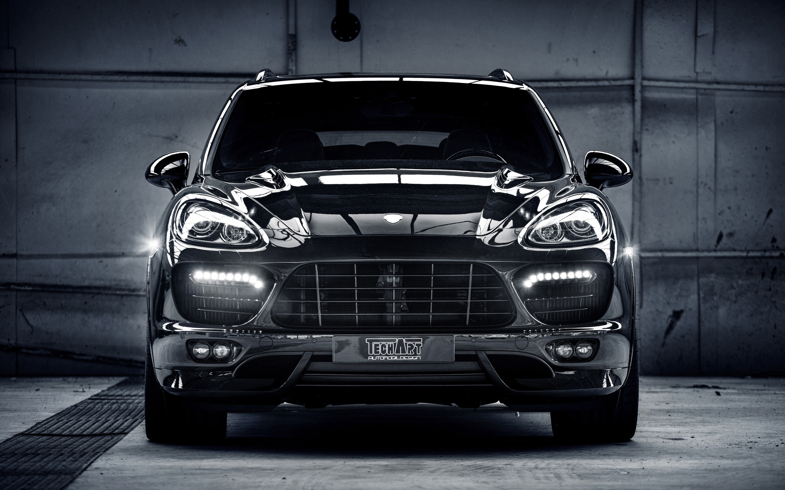 TechArt Porsche Cayenne S Diesel 2013 Wallpaper | HD Car Wallpapers