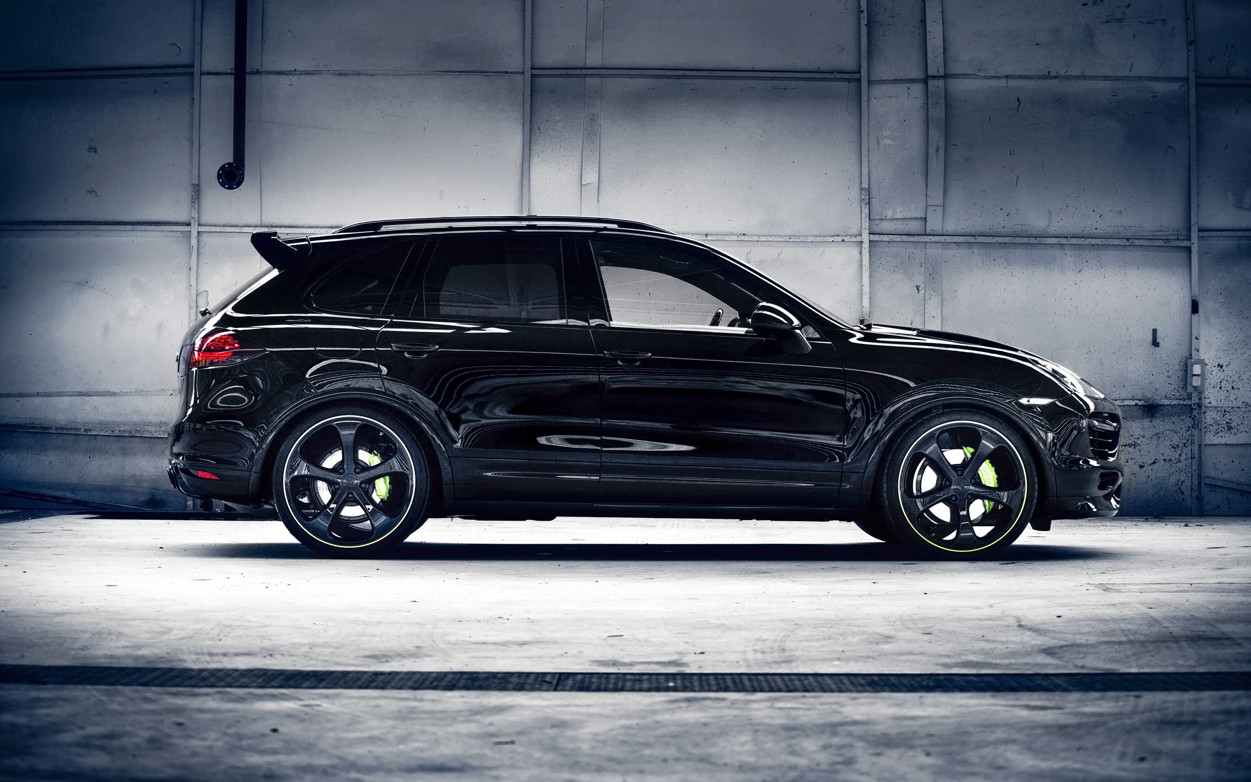 TechArt Porsche Cayenne S Diesel 2013 2 Wallpaper | HD Car Wallpapers