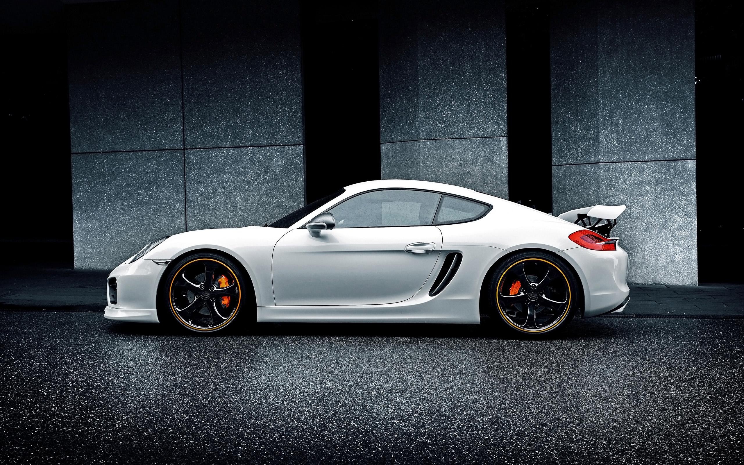 TechArt Porsche Cayman 2014 3 Wallpaper   HD Car Wallpapers
