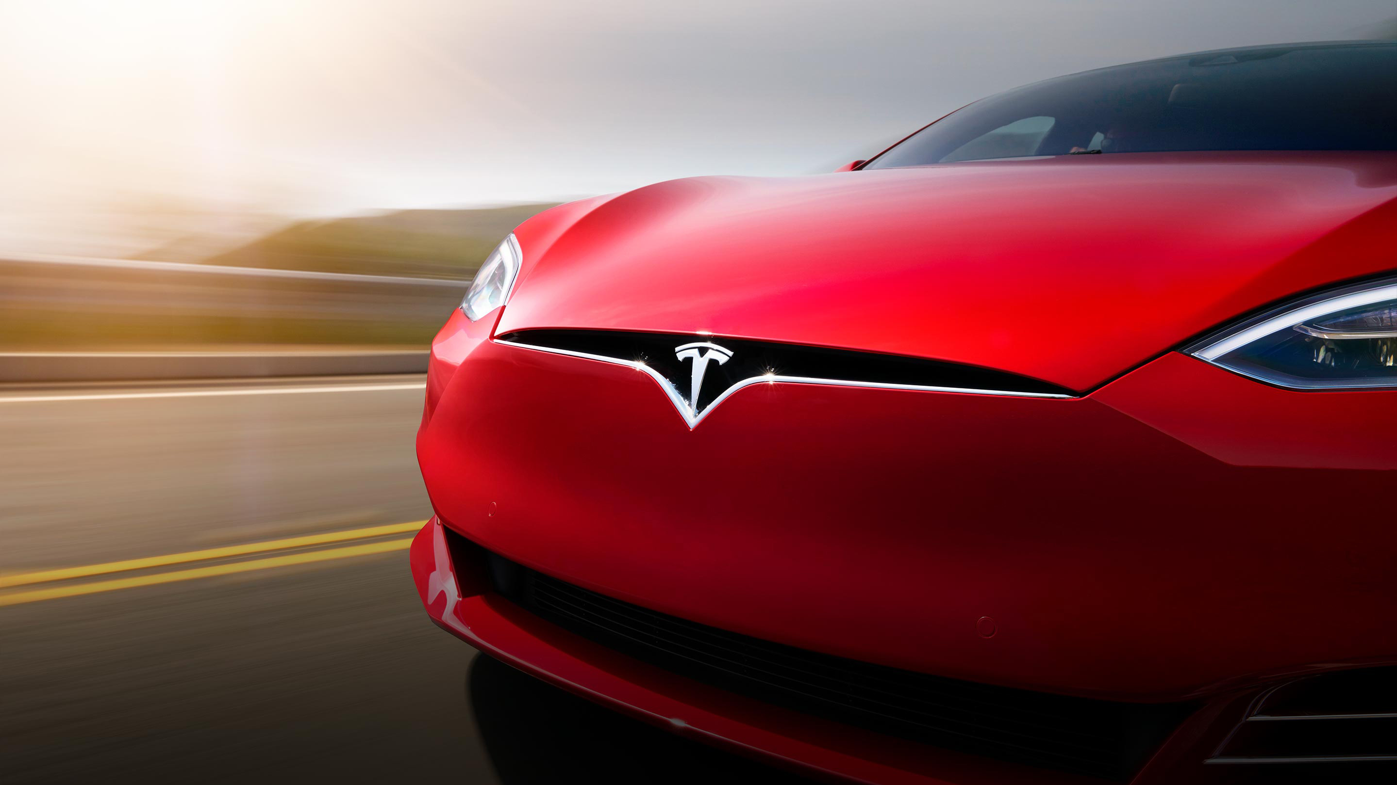 Tesla Model S 2017 Wallpaper Hd Car Wallpapers Id 7349