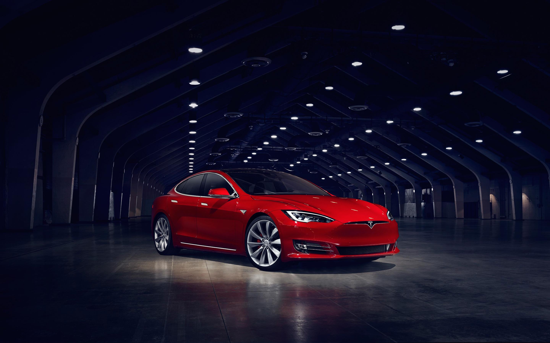 Tesla Model S P90d Wallpaper Hd Car Wallpapers Id 6499