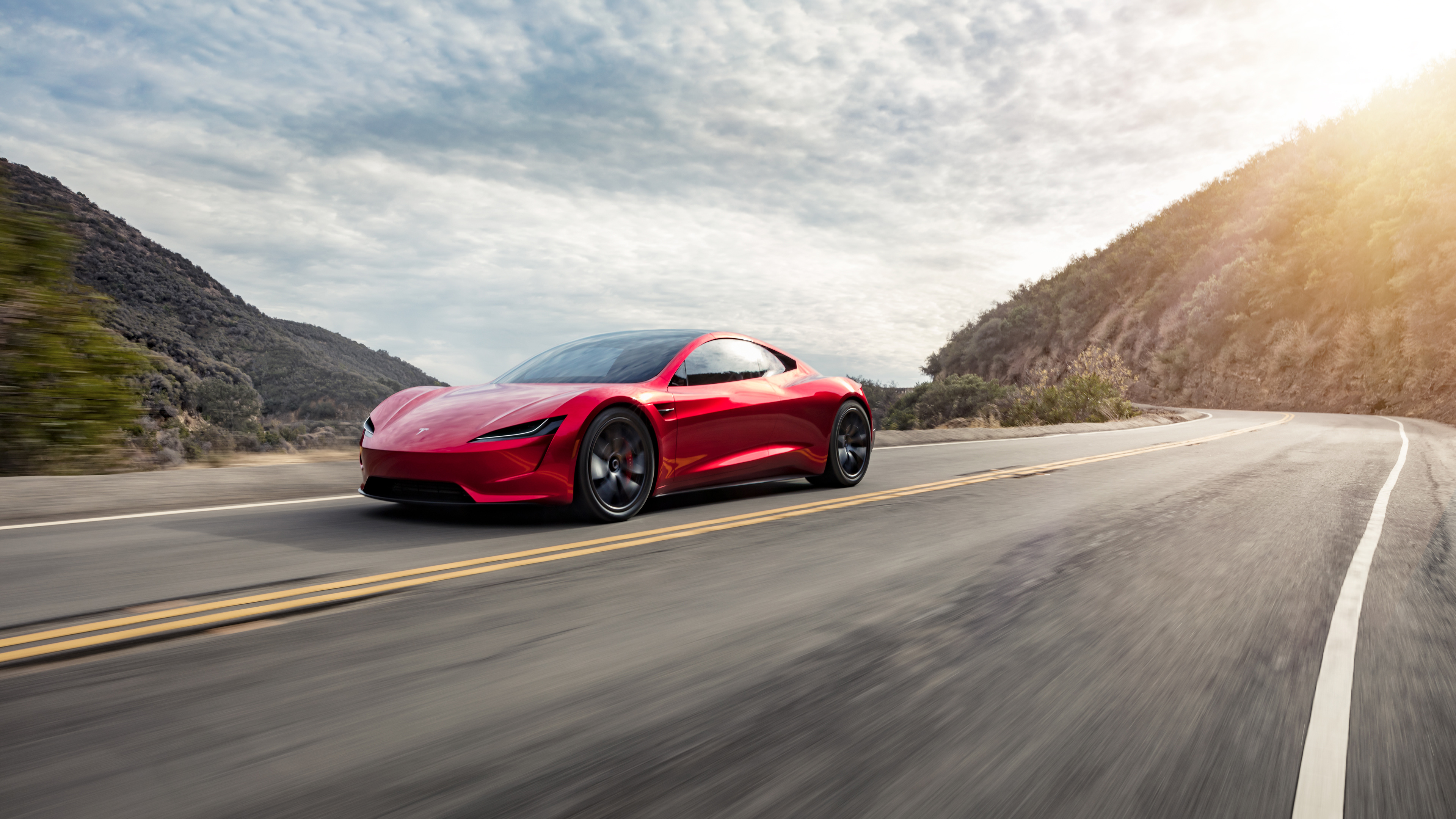 Tesla Roadster 4K 3 Wallpaper HD Car Wallpapers ID 11245