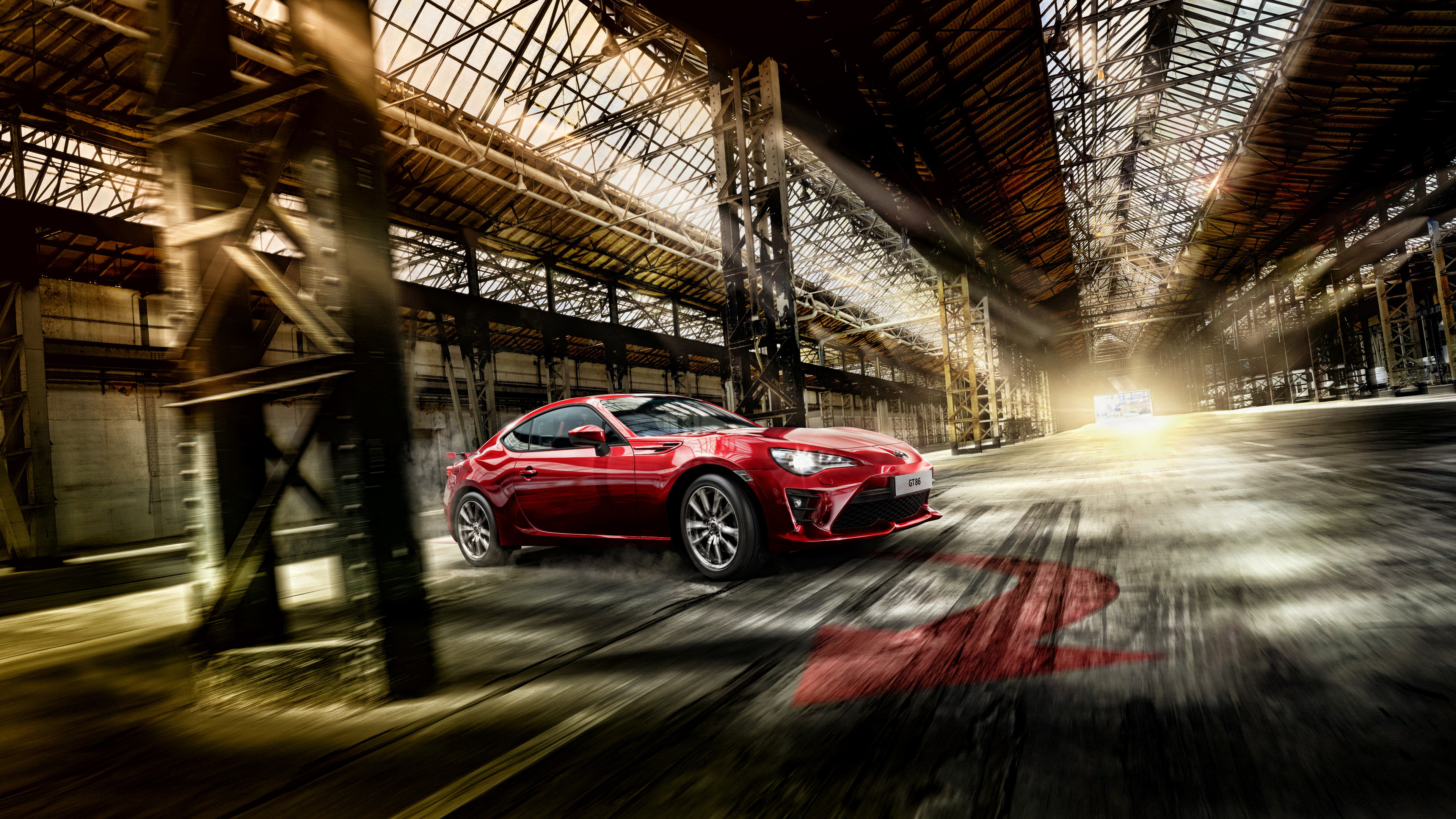 Toyota 86 sports car 2017 4k wallpaper hd car wallpapers - 4k wallpaper for cars ...