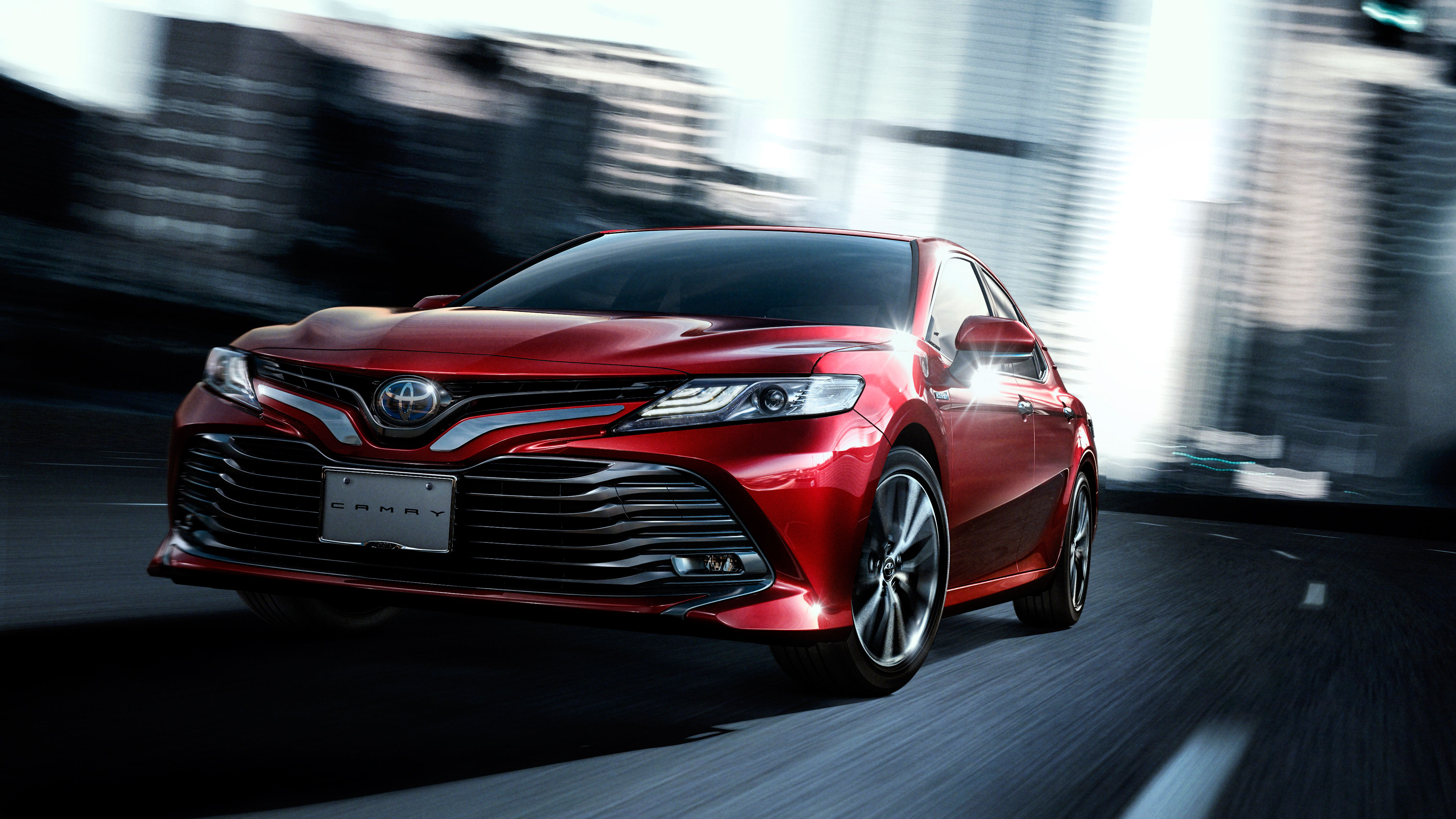 2016 Toyota Camry Xse >> Toyota Camry Hybrid 2018 Wallpaper | HD Car Wallpapers | ID #7935