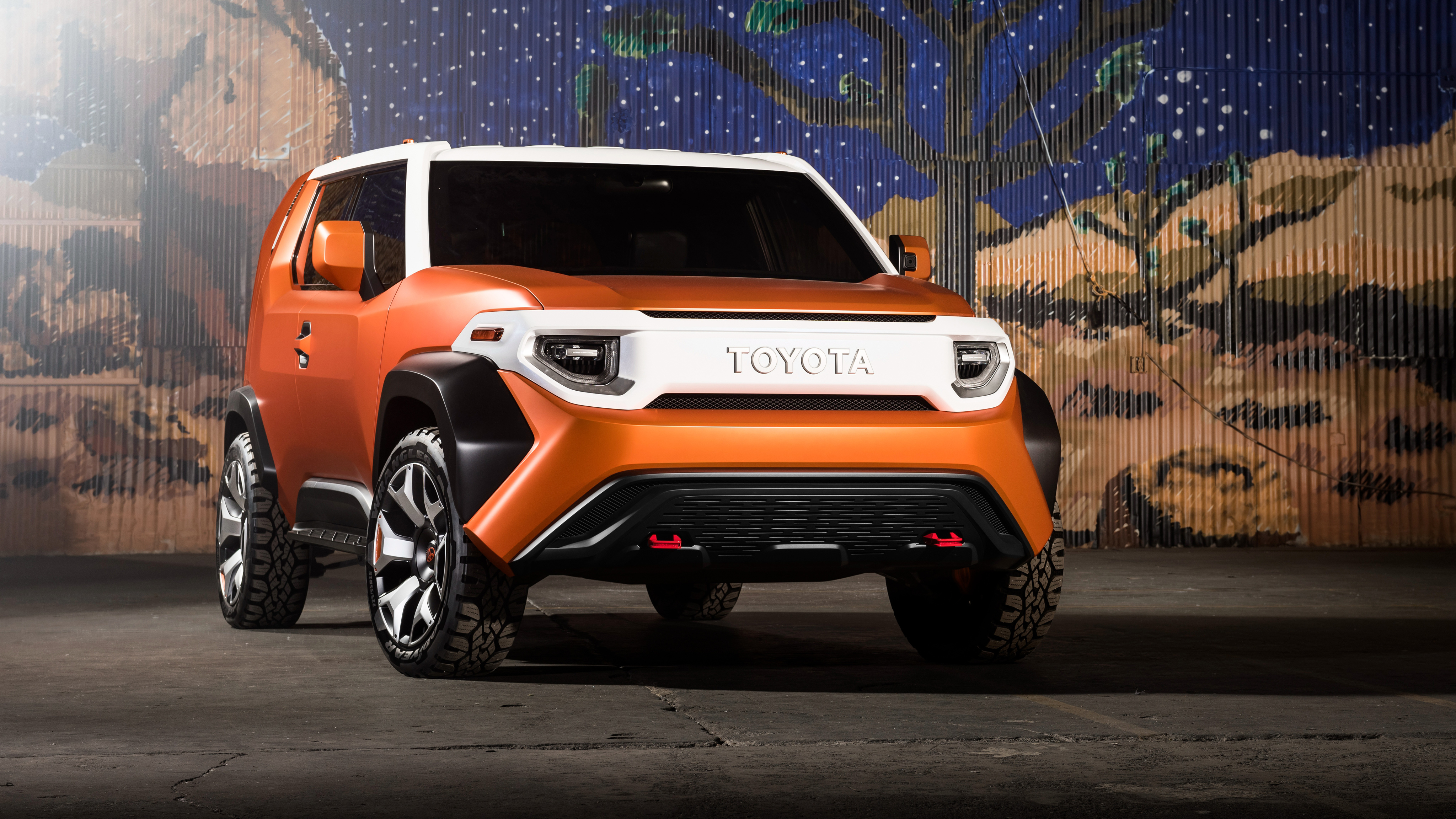 Toyota FT 4X Concept SUV Wallpaper | HD Car Wallpapers ...