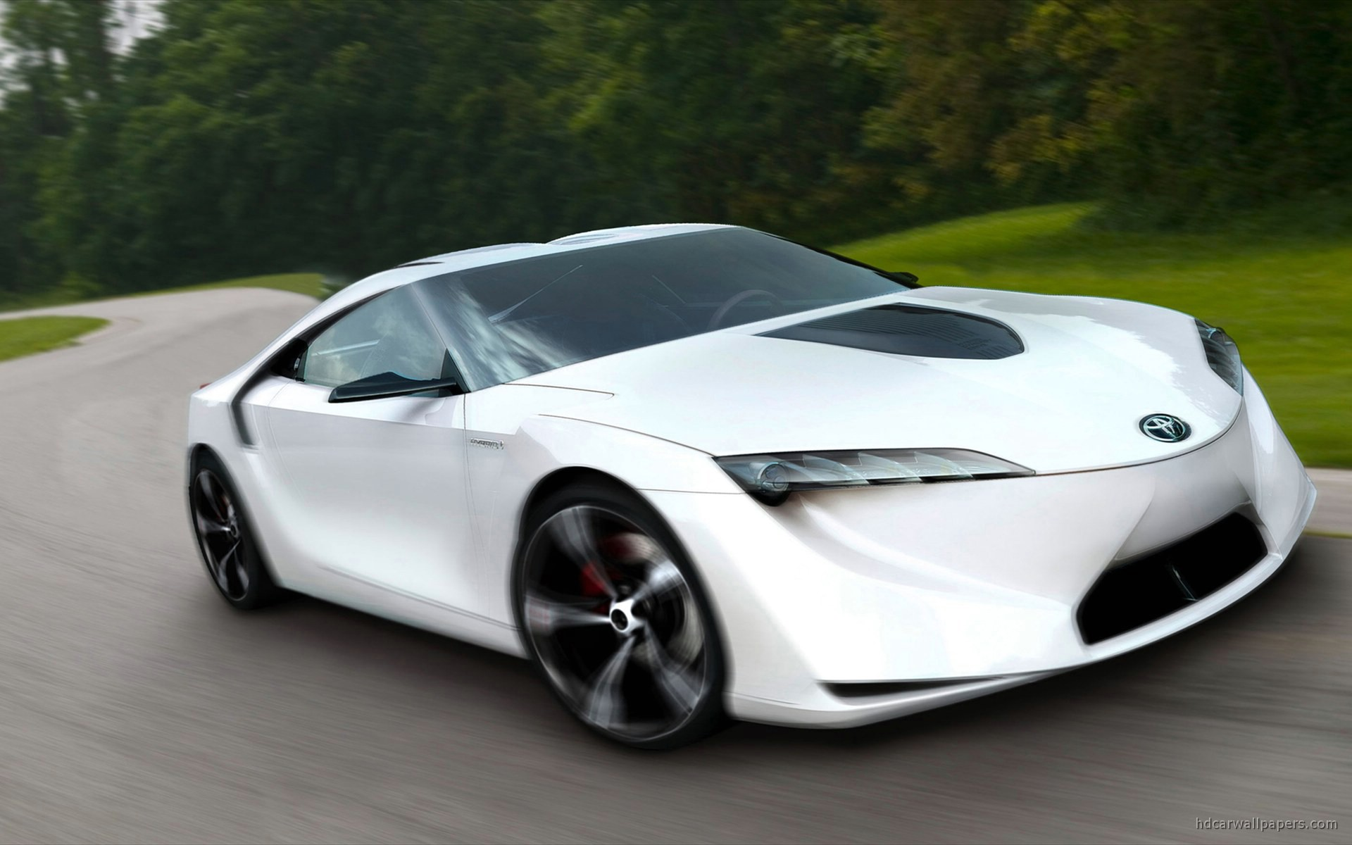 Toyota ft hs 2007 wallpaper hd car wallpapers id 1796 wallpaper voltagebd Gallery