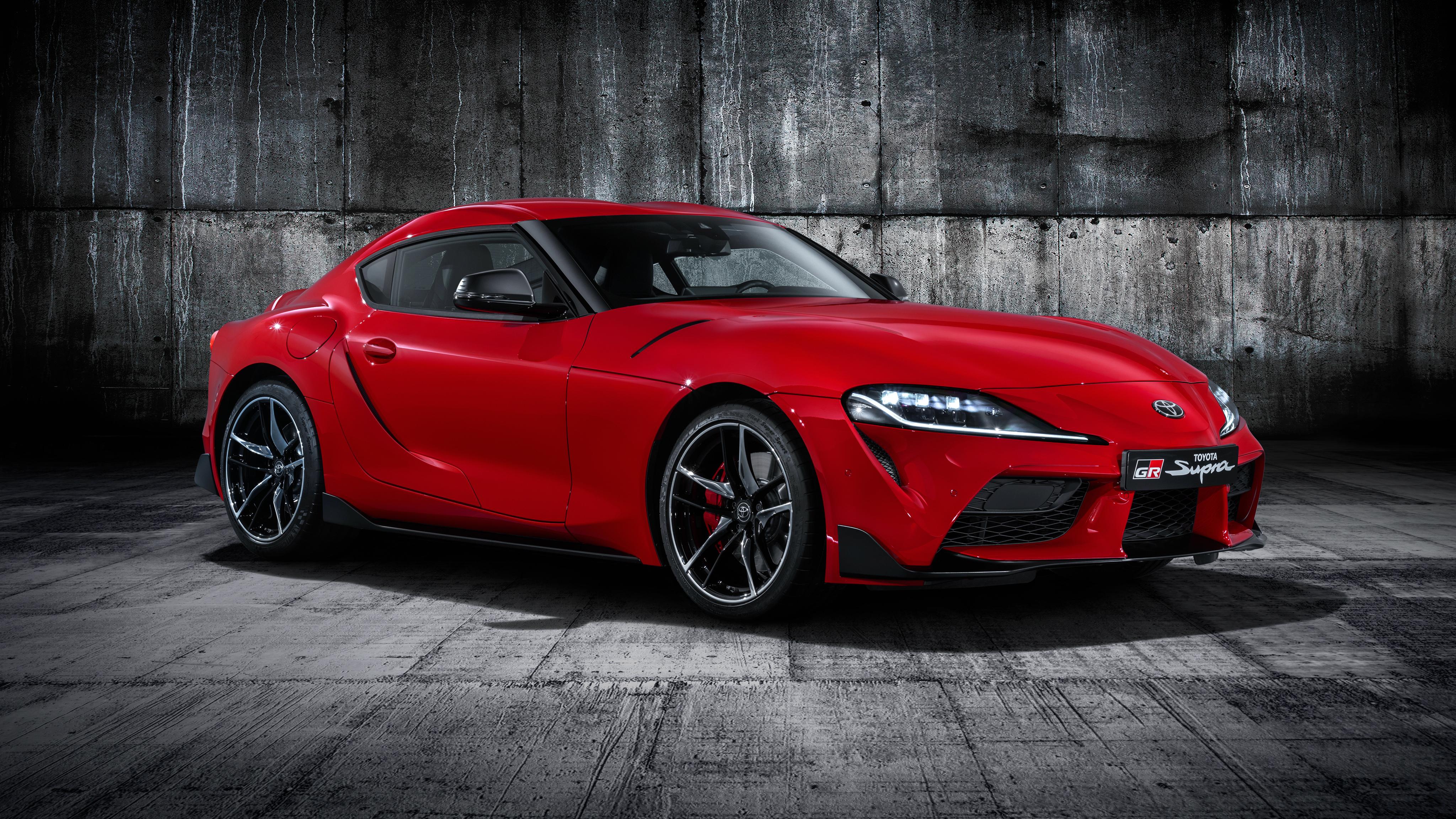 Toyota GR Supra 2019 4K Wallpaper | HD Car Wallpapers | ID ...
