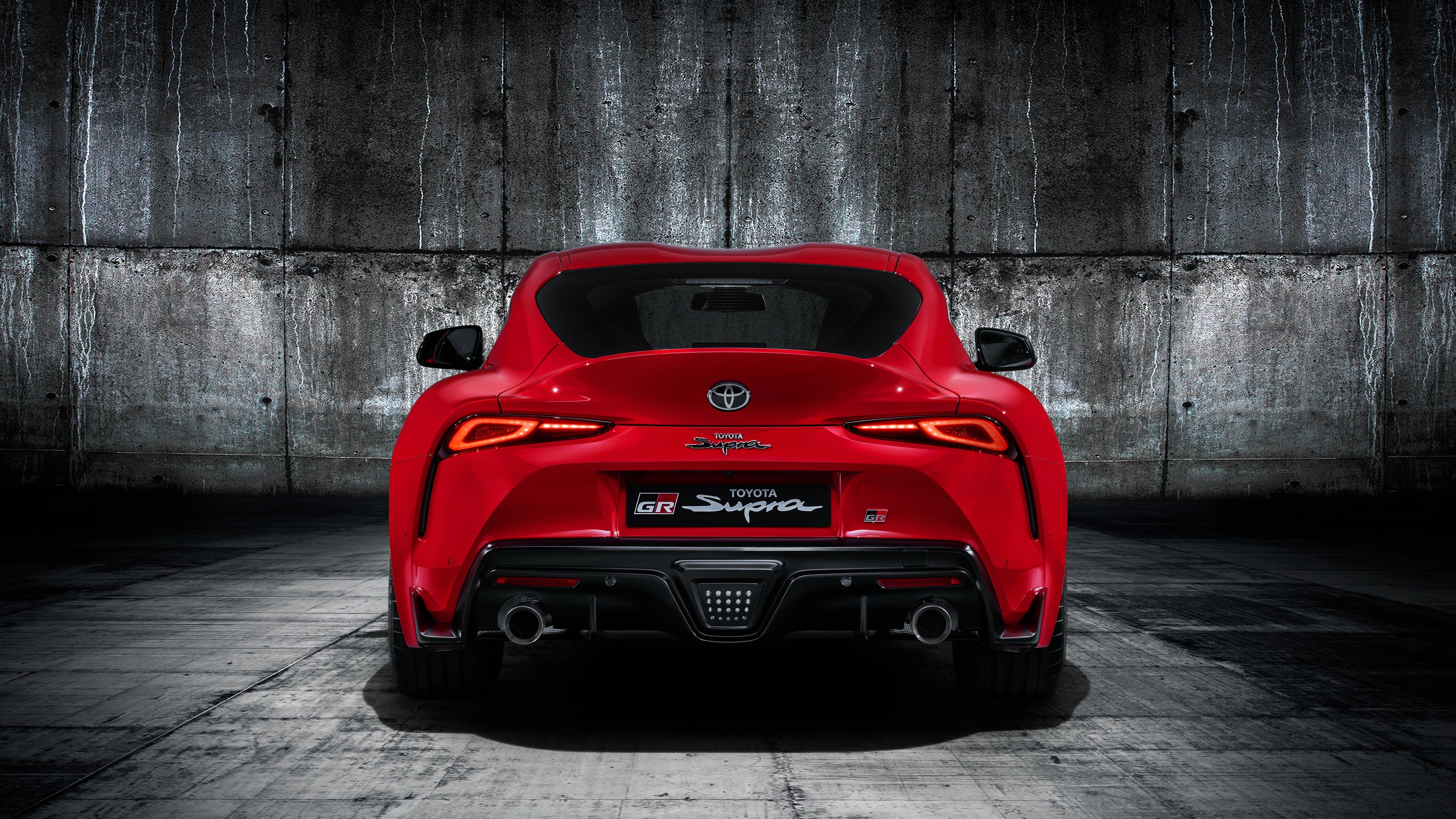 Toyota GR Supra 2019 4K 3 Wallpaper   HD Car Wallpapers ...