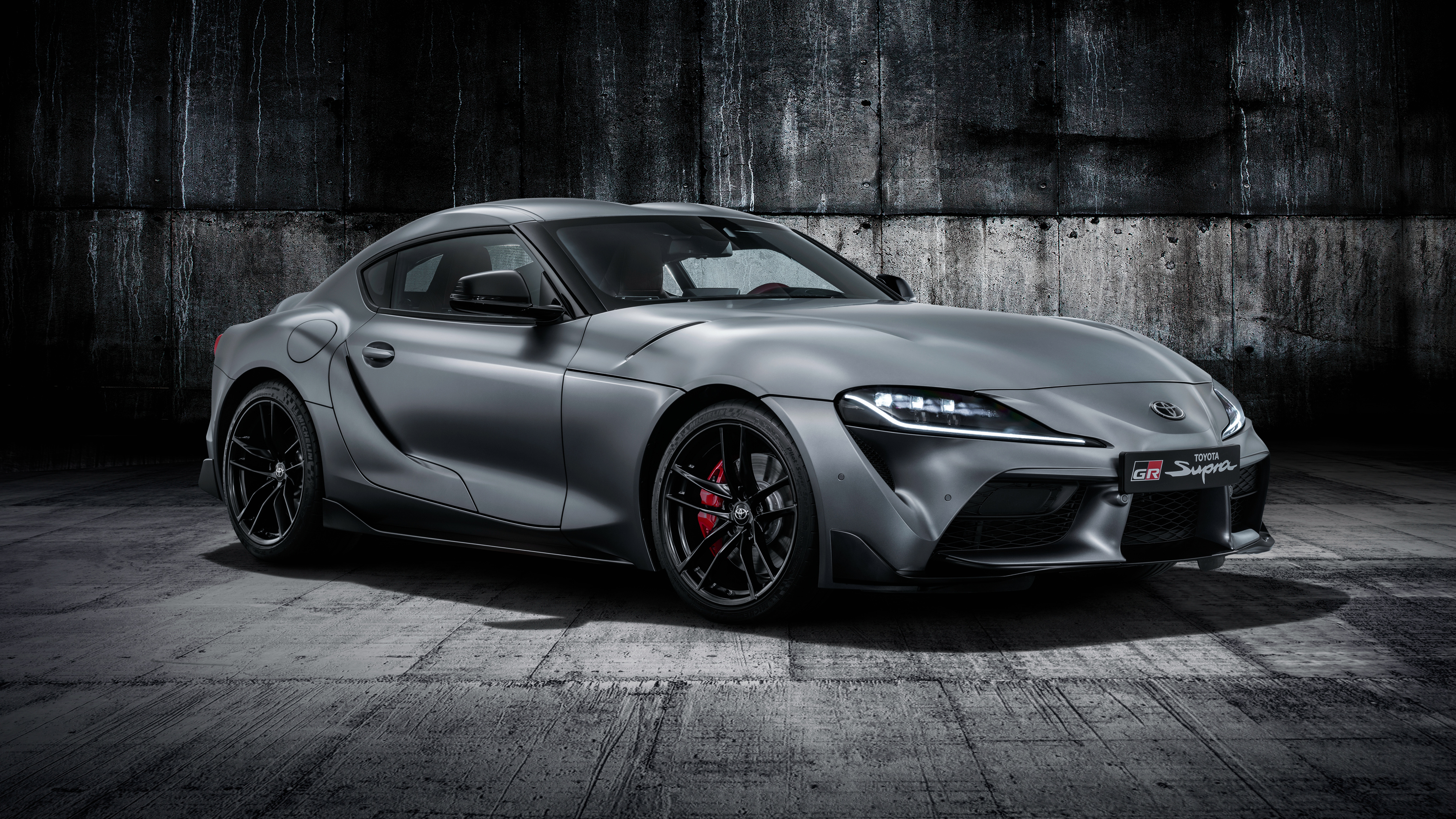 Toyota Gr Supra A90 Edition 2019 4k Wallpaper Hd Car