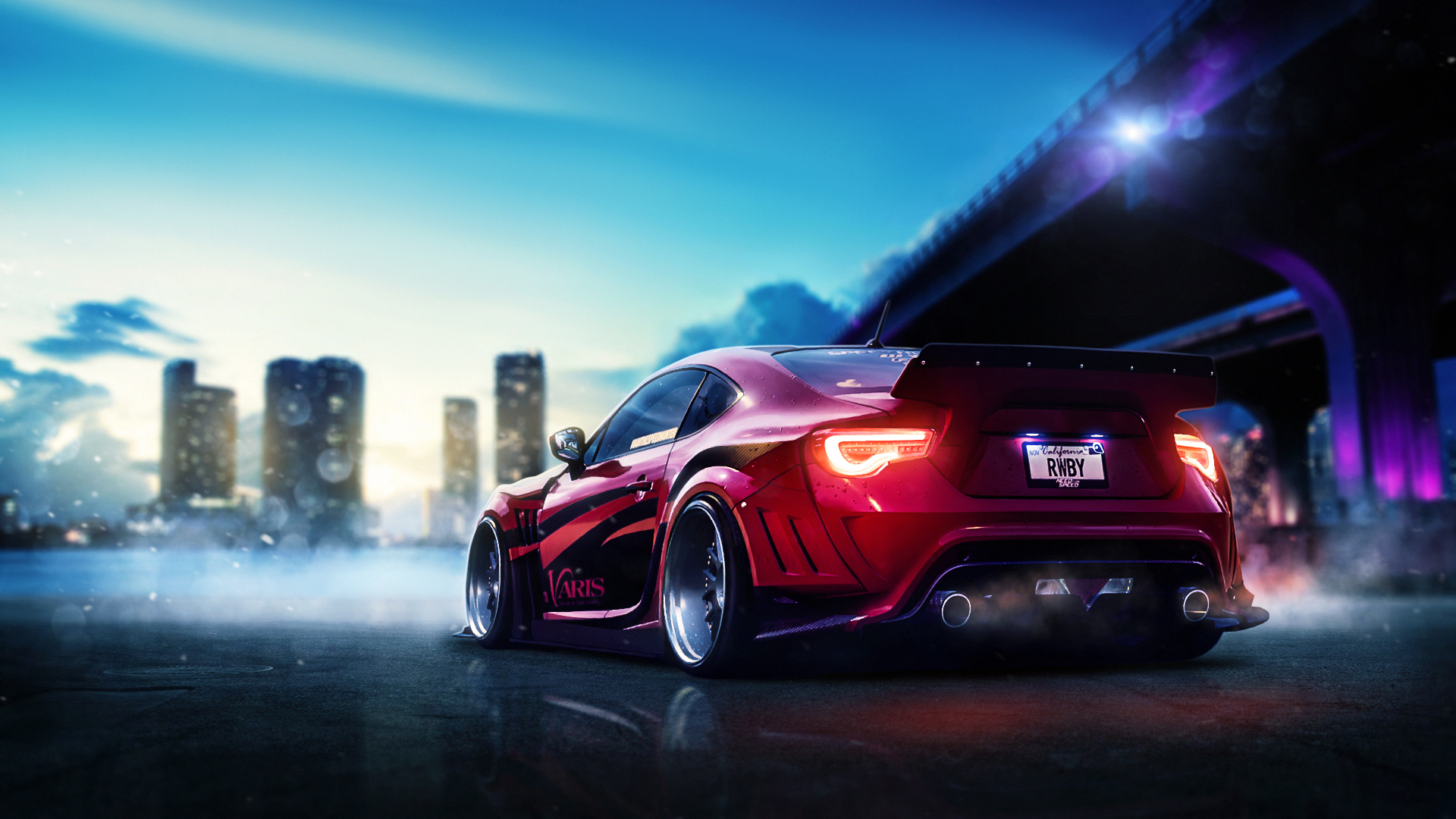 Toyota Supra Tuning >> Toyota GT86 Wallpaper | HD Car Wallpapers | ID #6807