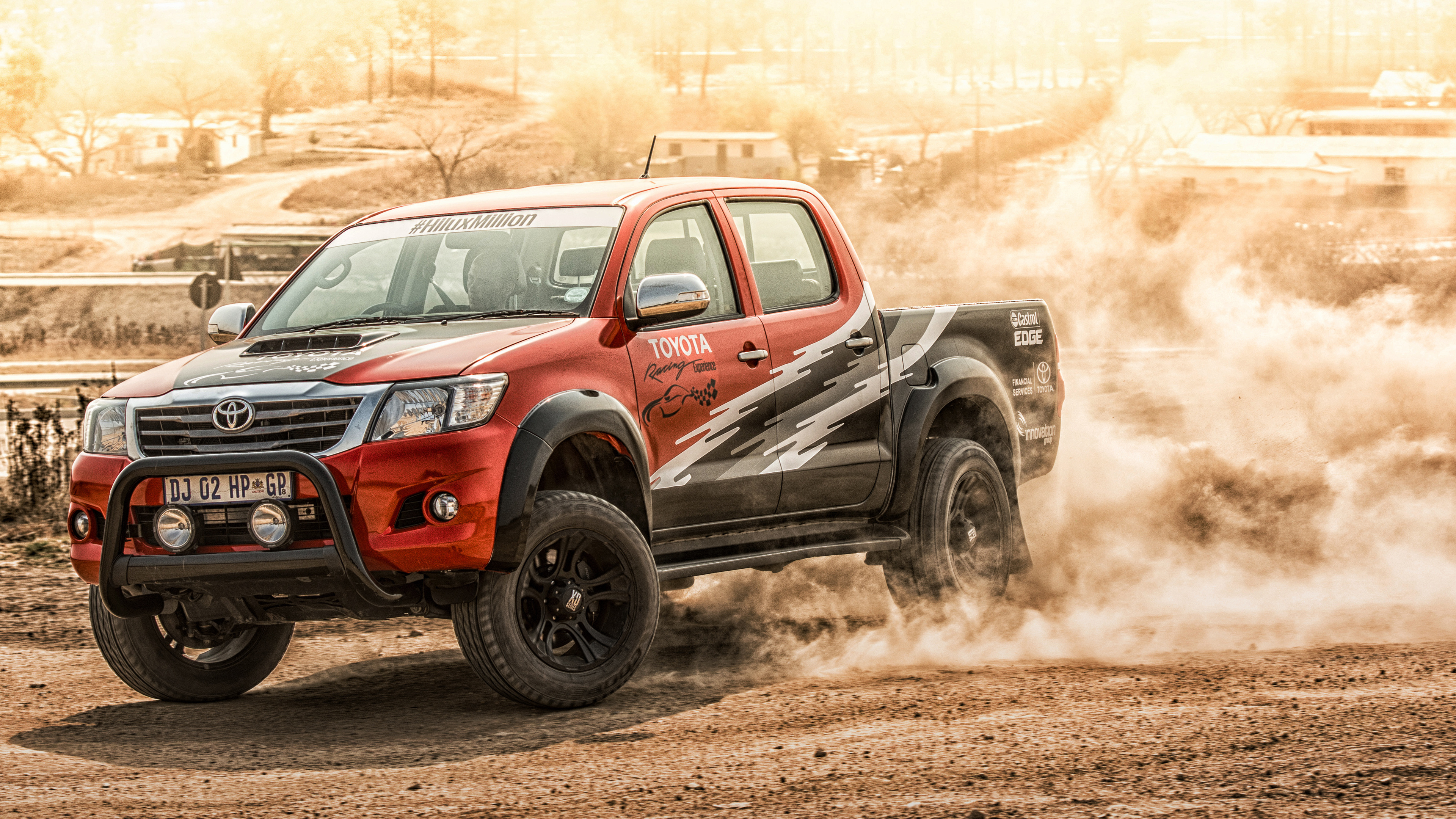Toyota Hilux 2015 Wallpaper Hd Car Wallpapers Id 5714