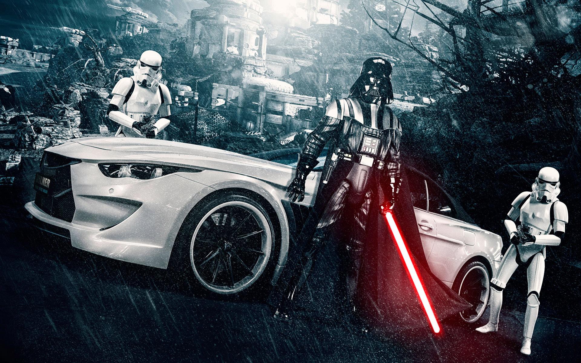 Vilner Bmw Stormtrooper Wallpaper Hd Car Wallpapers