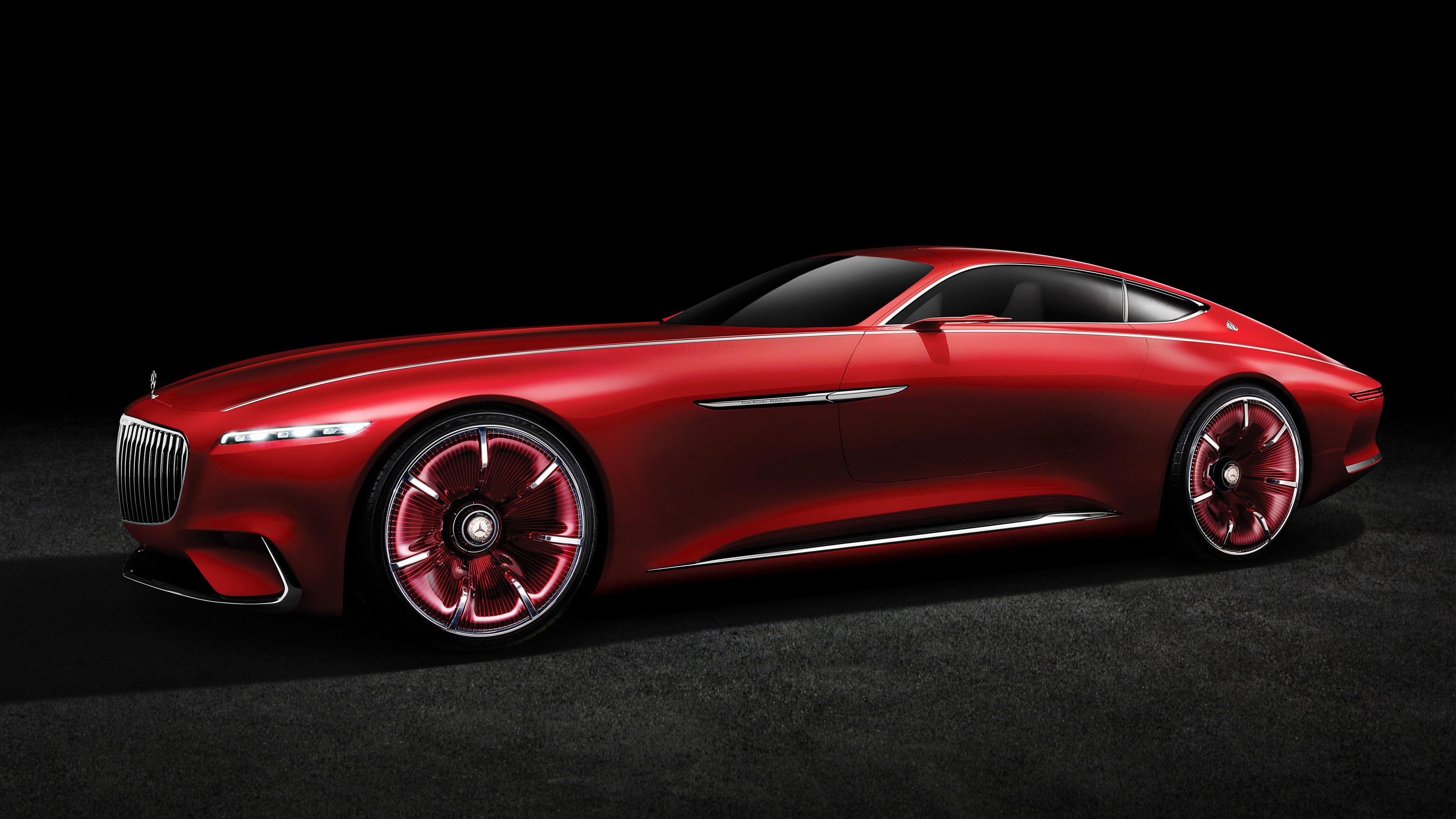 Vision Mercedes Maybach 6 3 Wallpaper | HD Car Wallpapers ...