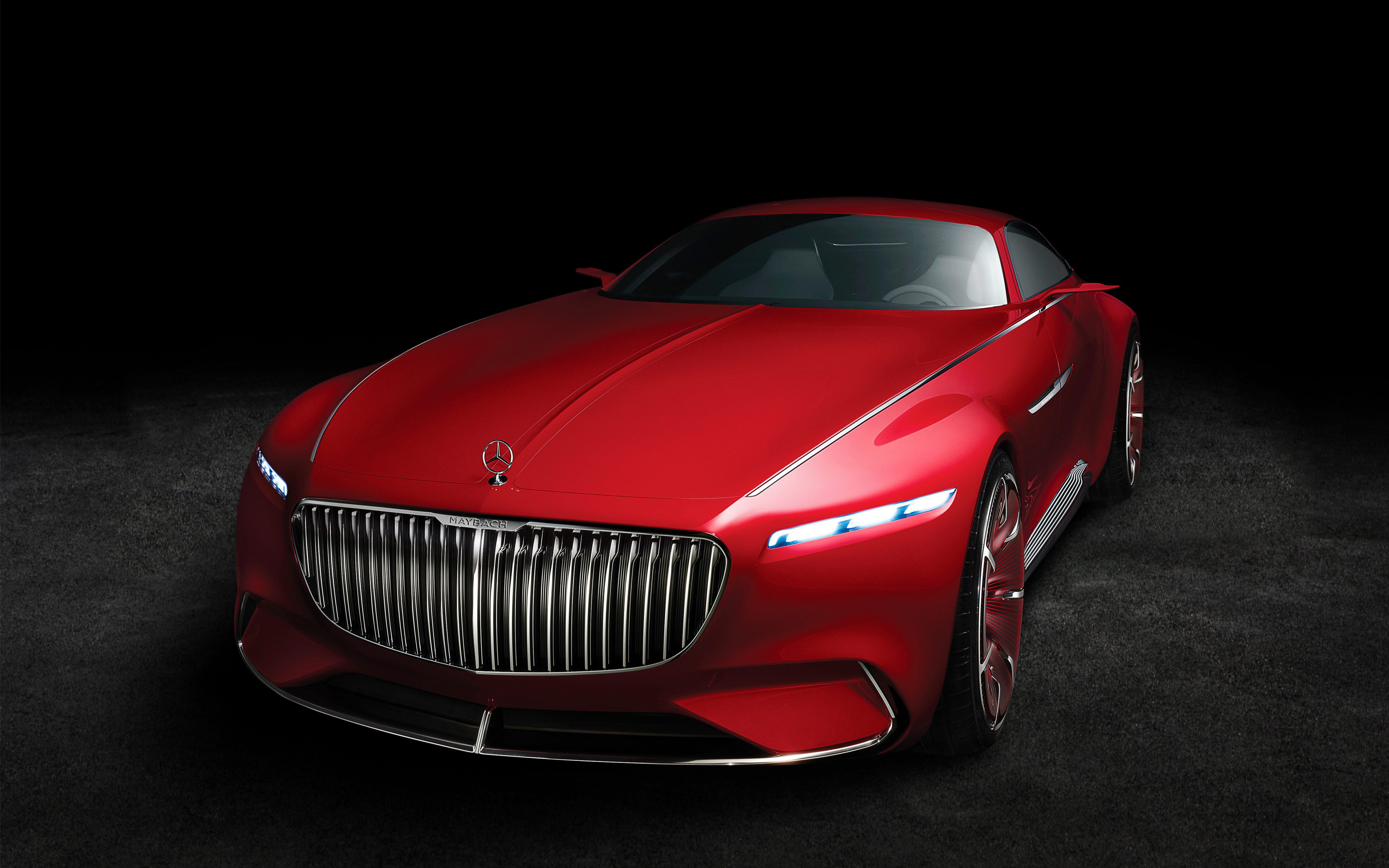Vision Mercedes Maybach 6 4k Wallpaper Hd Car Wallpapers Id 6922