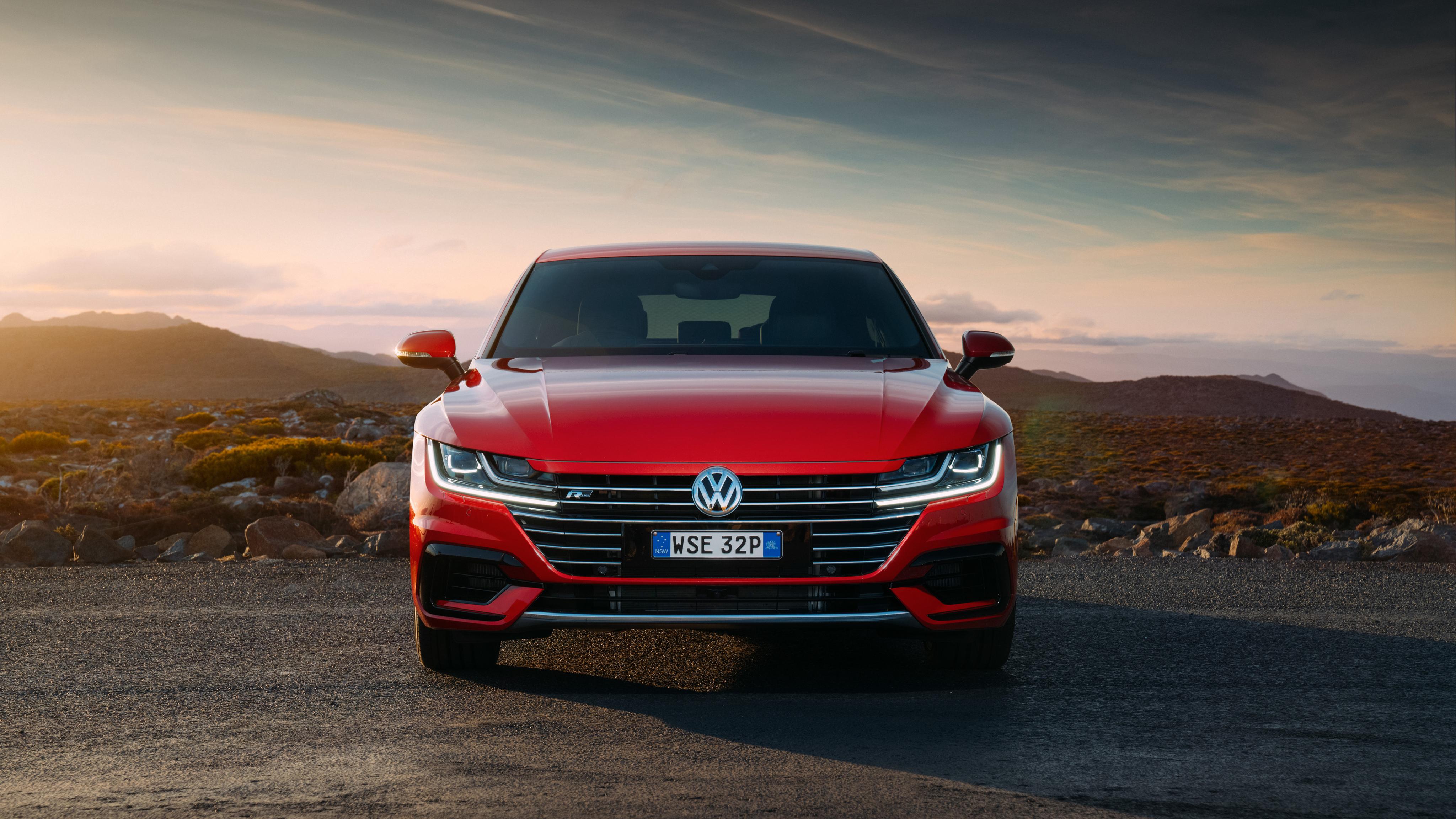 Volkswagen Arteon 4motion R Line 4k 2018 2 Wallpaper Hd