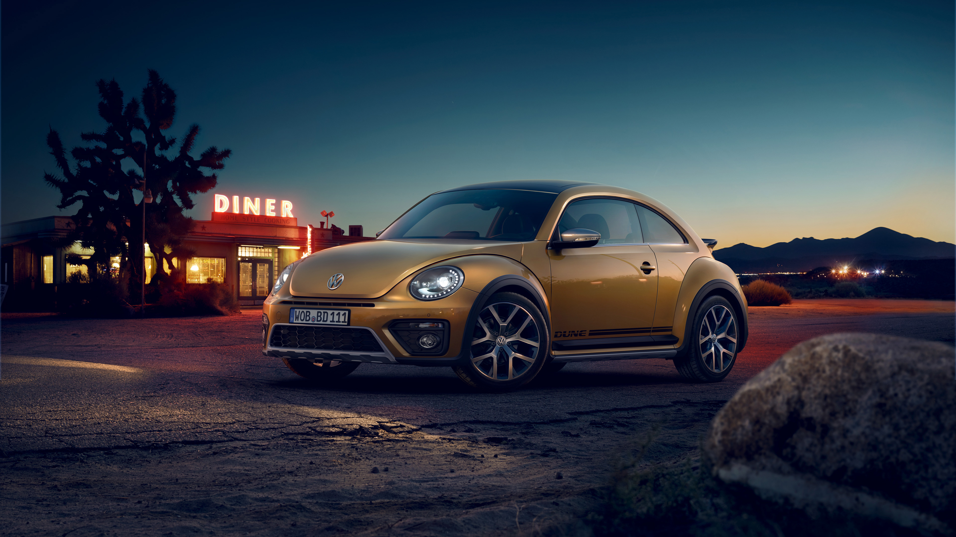 Volkswagen Beetle Dune 4K Wallpaper | HD Car Wallpapers ...
