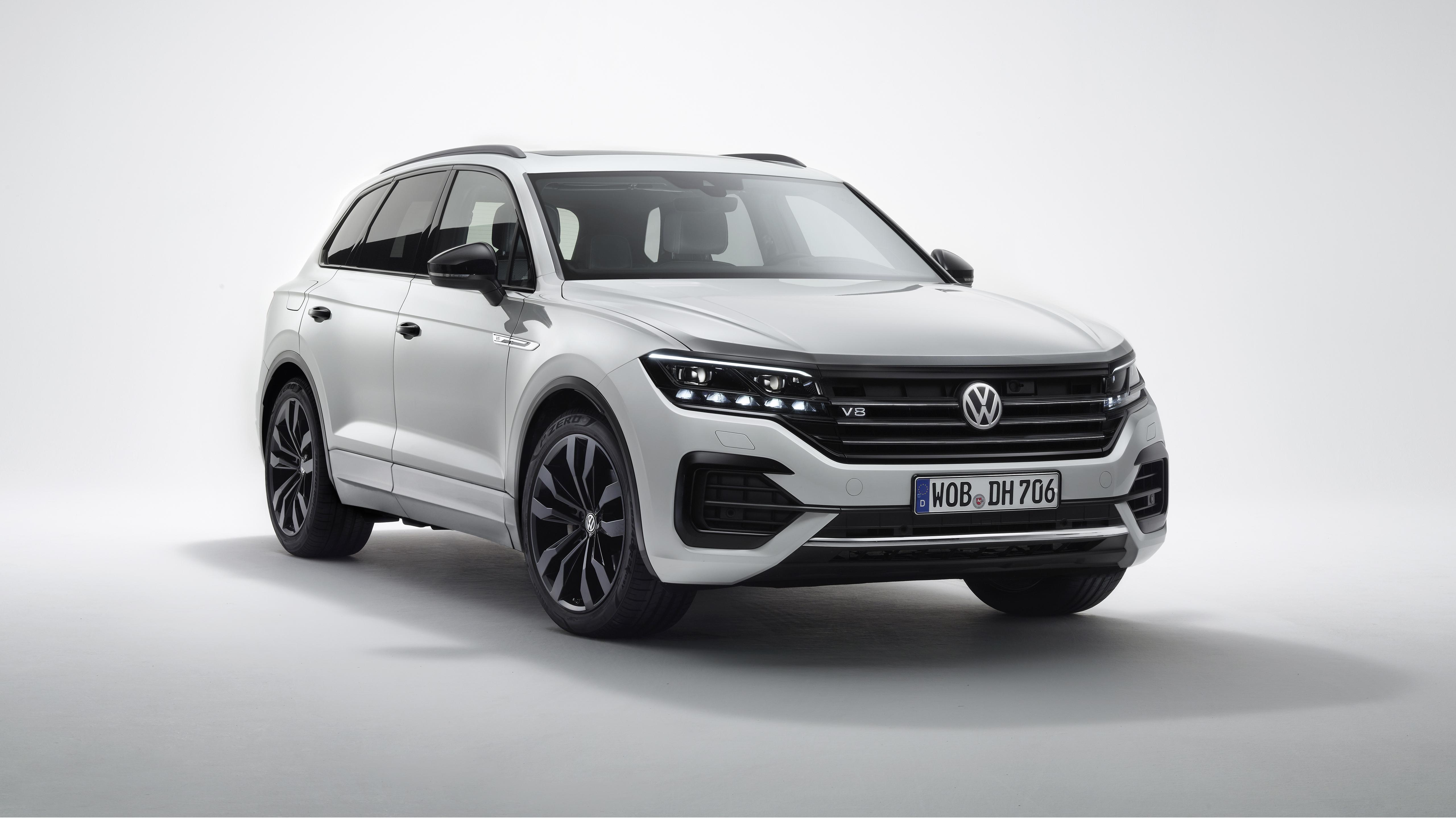 Volkswagen Touareg V8 TDI Last Edition 2020 5K Wallpaper ...
