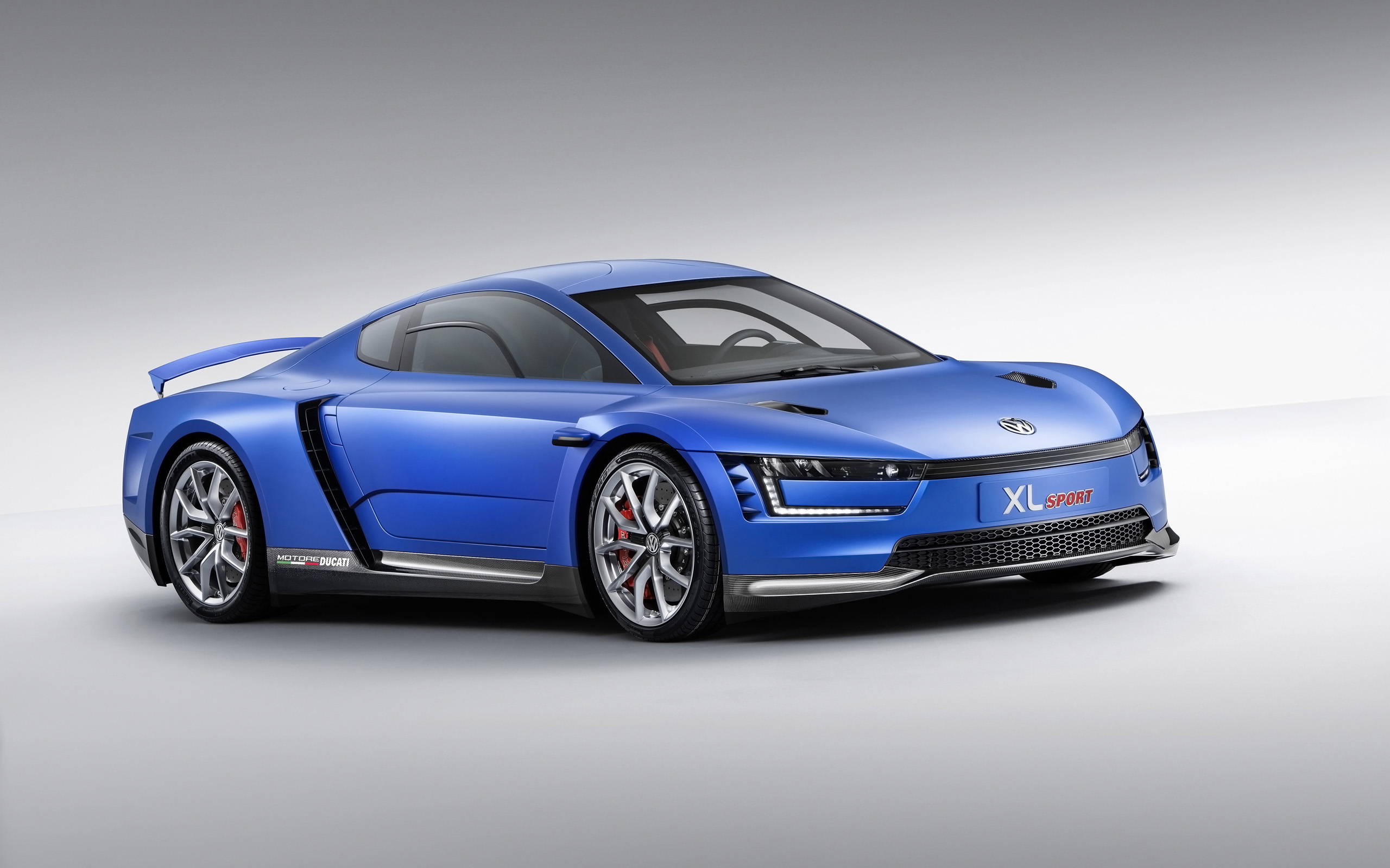 Perfect Volkswagen XL Sport Concept 2014 Wallpaper