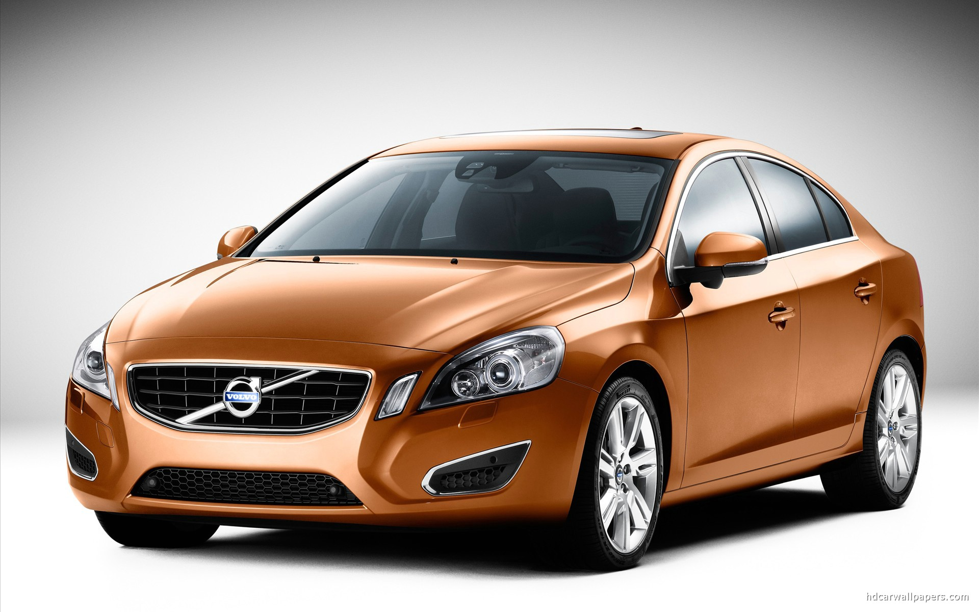 Volvo S60 Official 2 Wallpaper Hd Car Wallpapers Id 1401