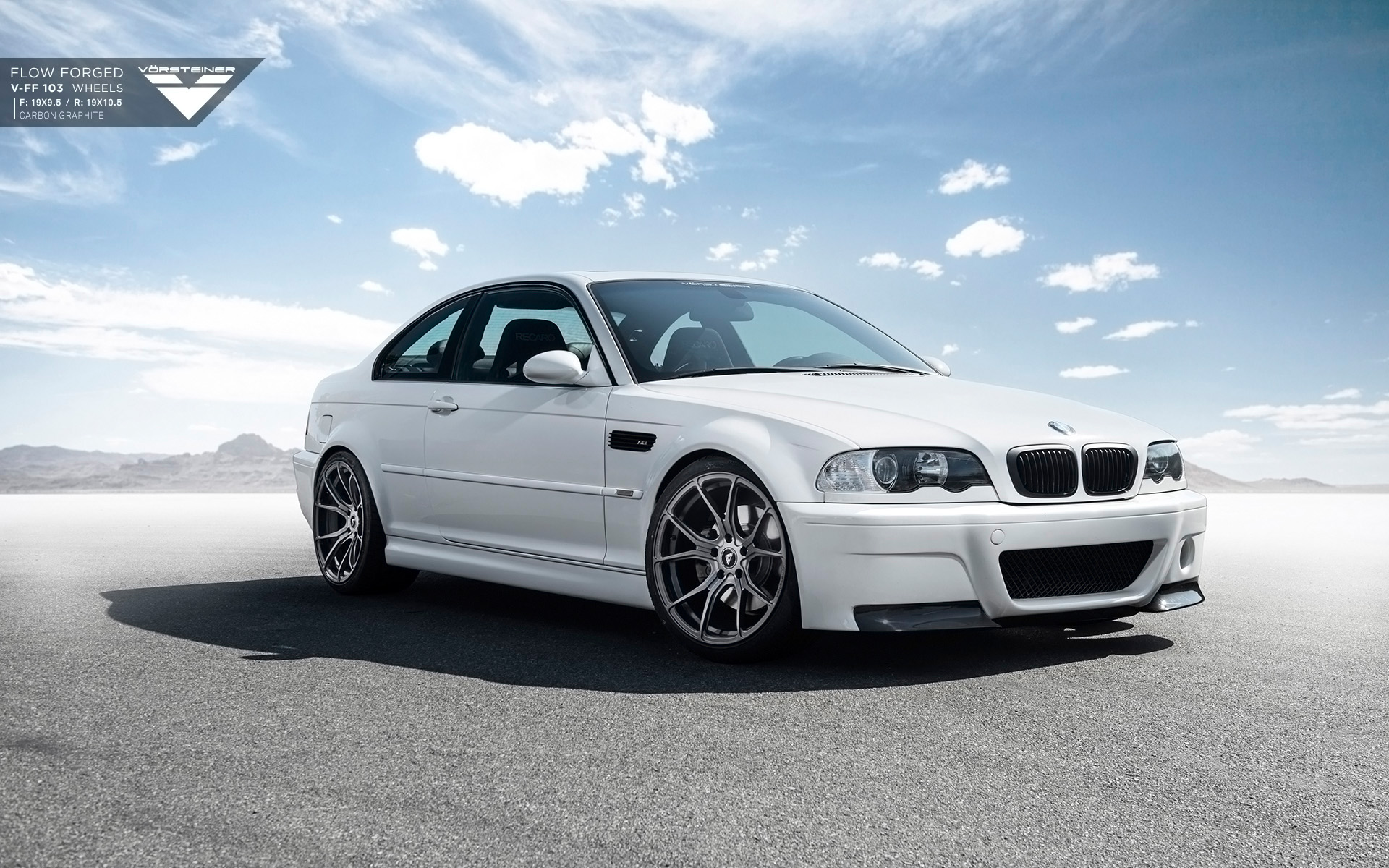 Vorsteiner BMW E46 M3 Wallpaper | HD Car Wallpapers | ID #5859