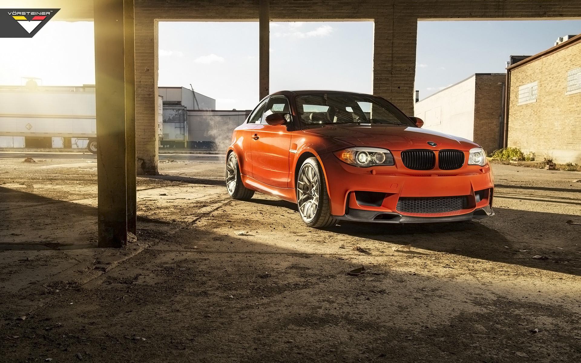 Vorsteiner BMW E82 1M Coupe 2014 Wallpaper | HD Car ...