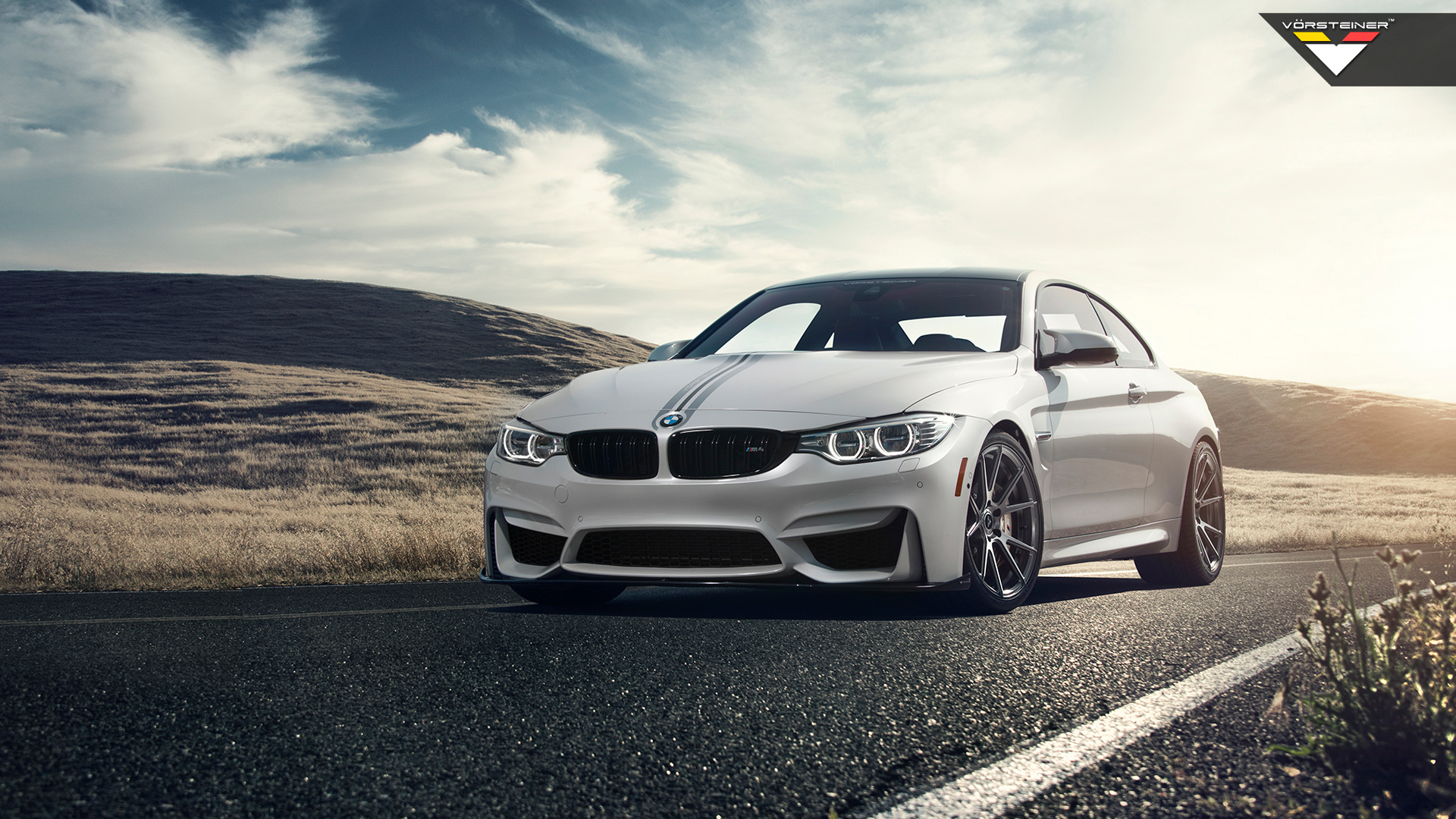 Bmw Hd Wallpapers Background: Vorsteiner BMW F82 M4 Wallpaper