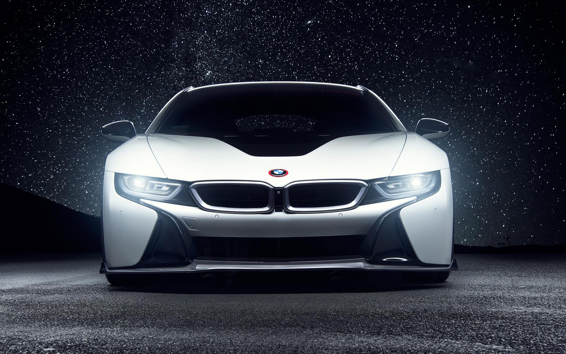 Vorsteiner BMW i8 Aero Wallpaper | HD Car Wallpapers | ID ...