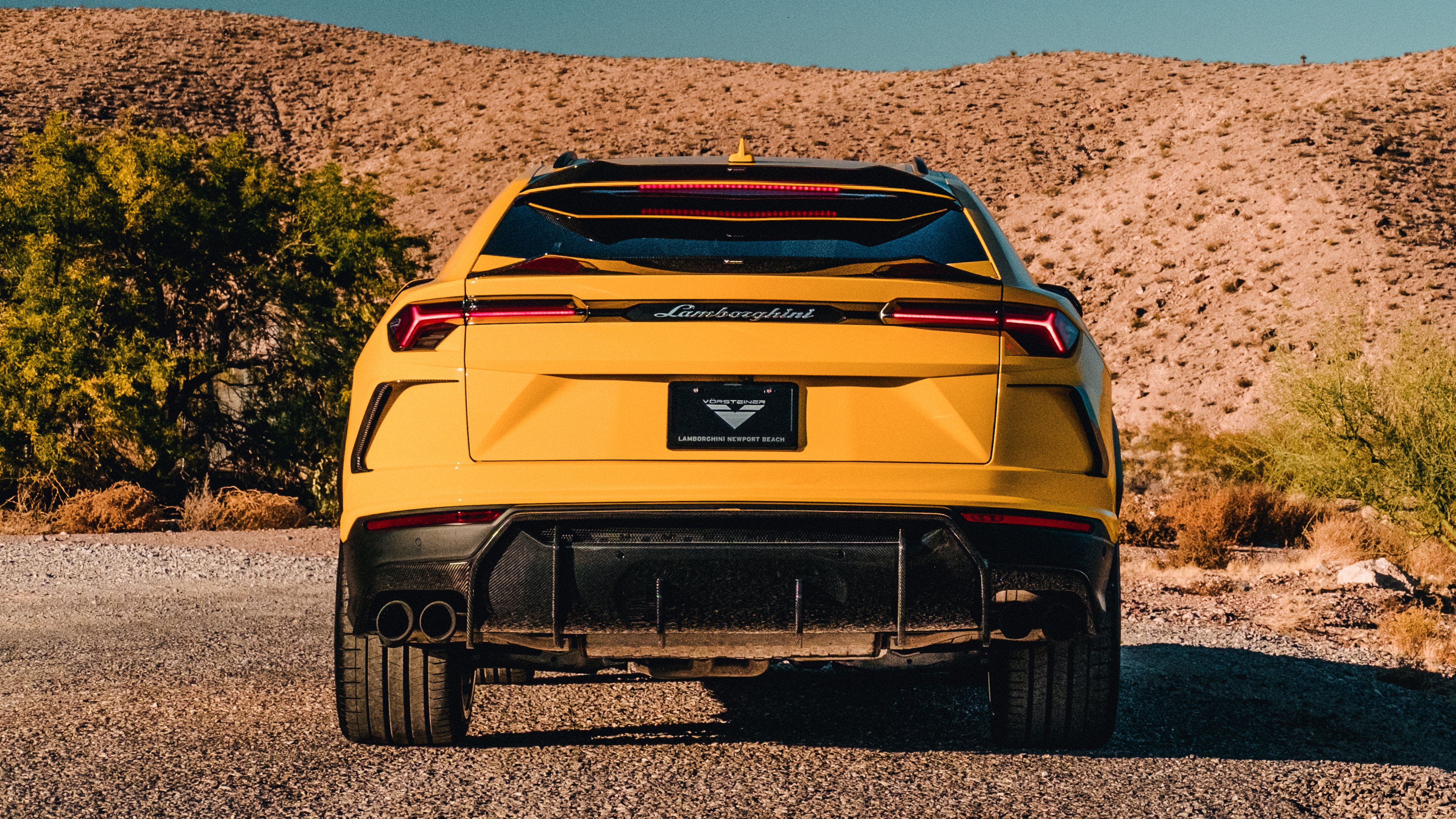 Vorsteiner Lamborghini Urus 2019 4k 2 Wallpaper Hd Car Wallpapers Id 13926