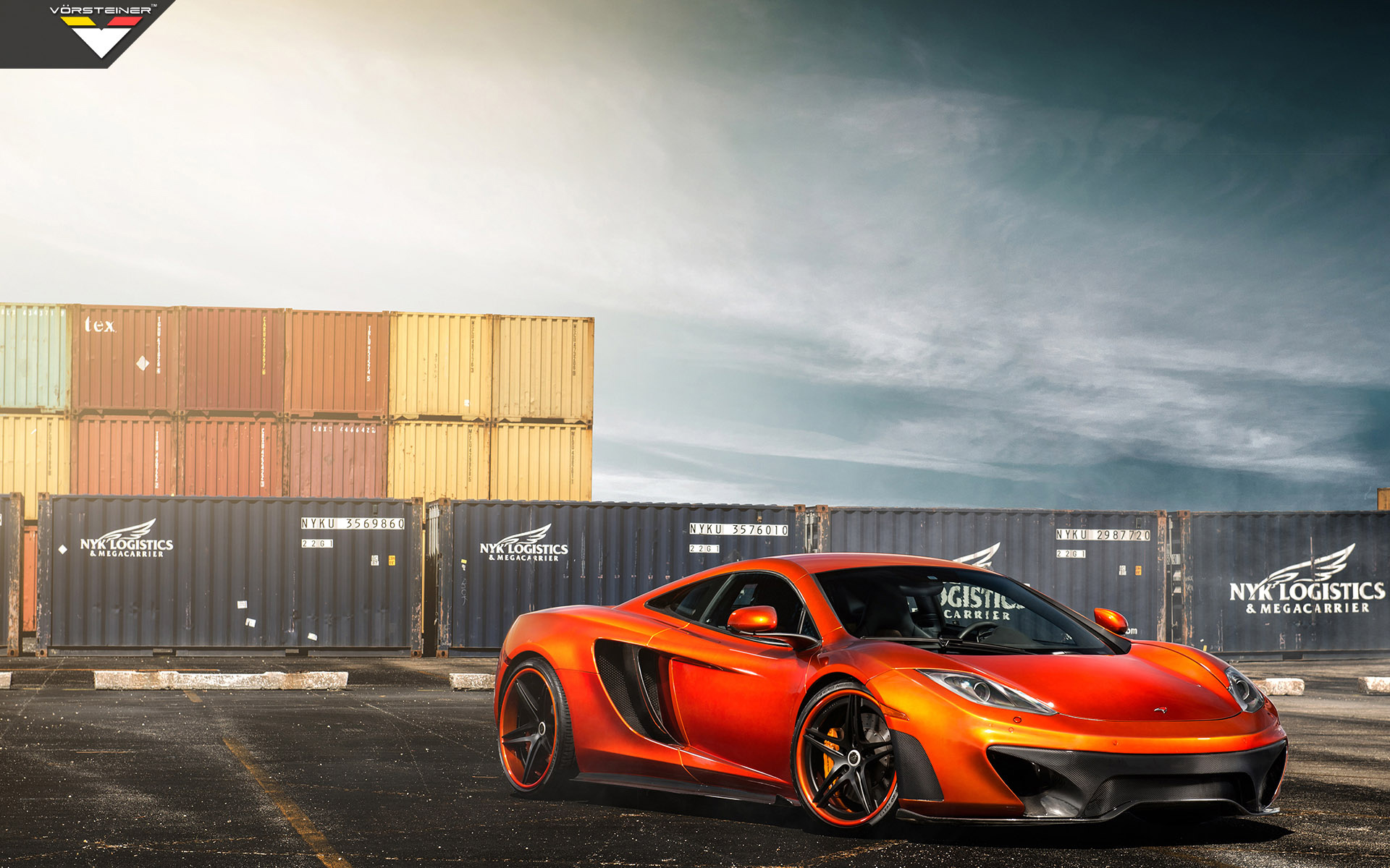vorsteiner mclaren mp4 vx volcano orange wide