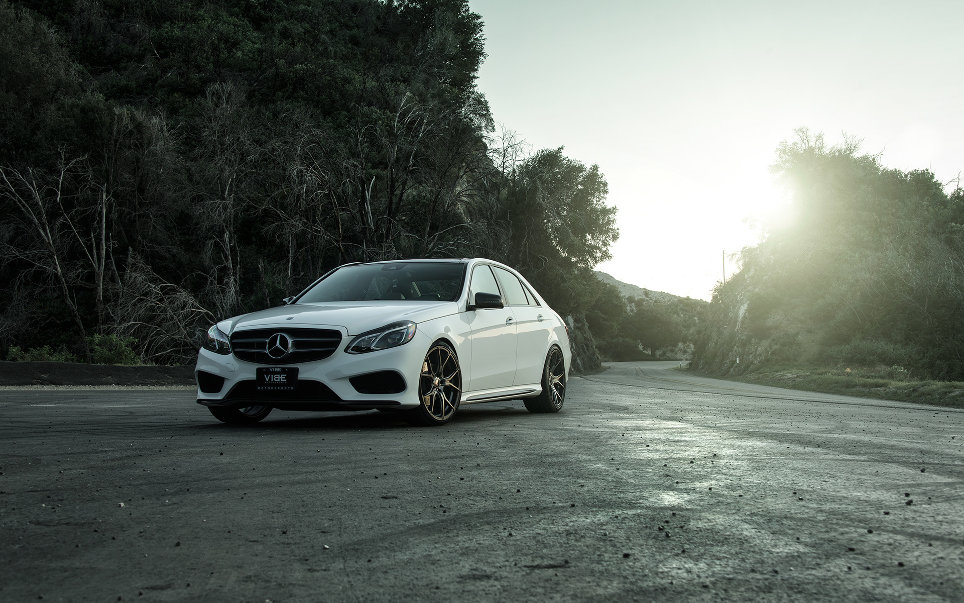 Vorsteiner Mercedes E Class E63 Amg Series Wallpaper Hd