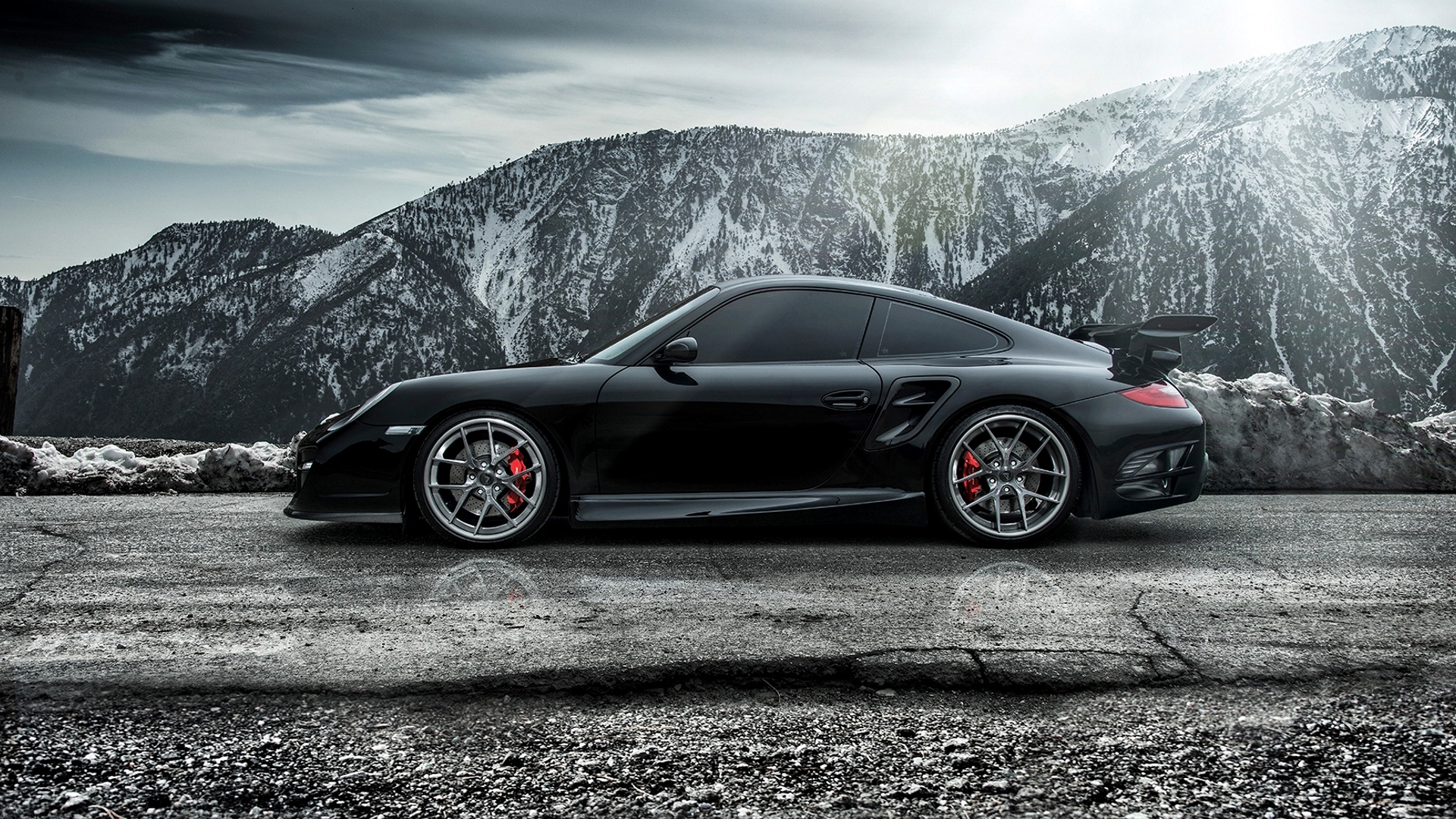 Vorsteiner Porsche 997 V Rt Edition 911 Turbo 2 Wallpaper