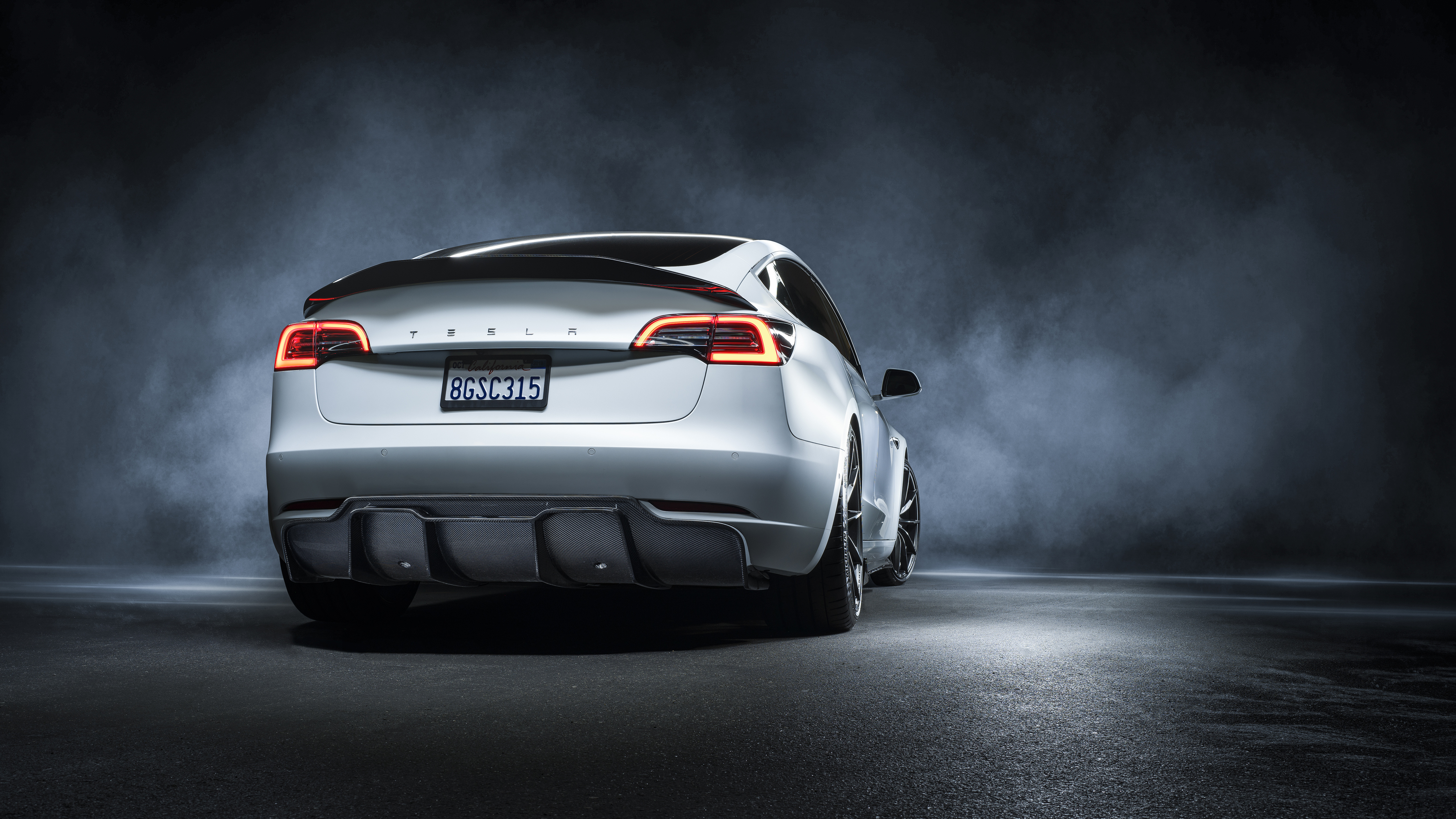 Vorsteiner Tesla Model 3 Volta 2019 4k 2 Wallpaper Hd Car