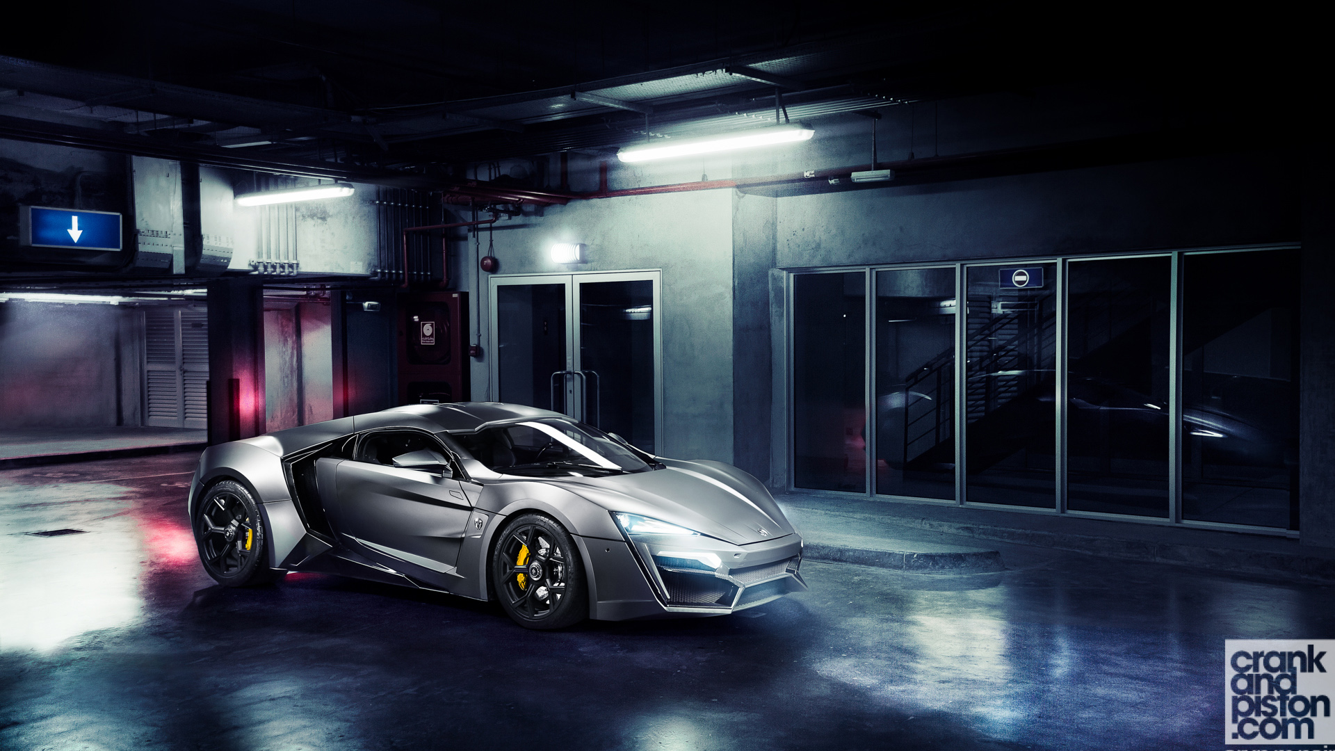 W Motors Lykan Hypersport Wallpaper Hd Car Wallpapers Id 4566