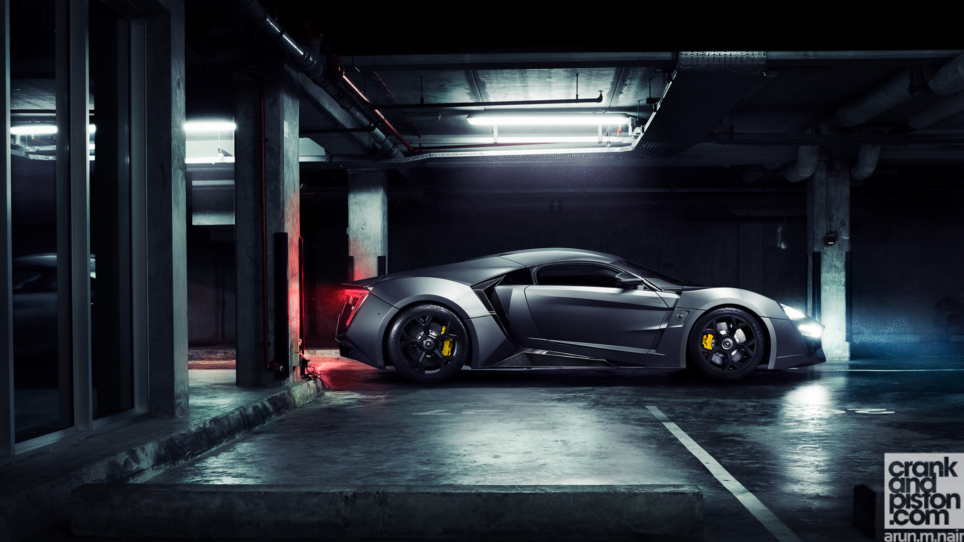 W Motors Lykan Hypersport 2 Wallpaper HD Car Wallpapers