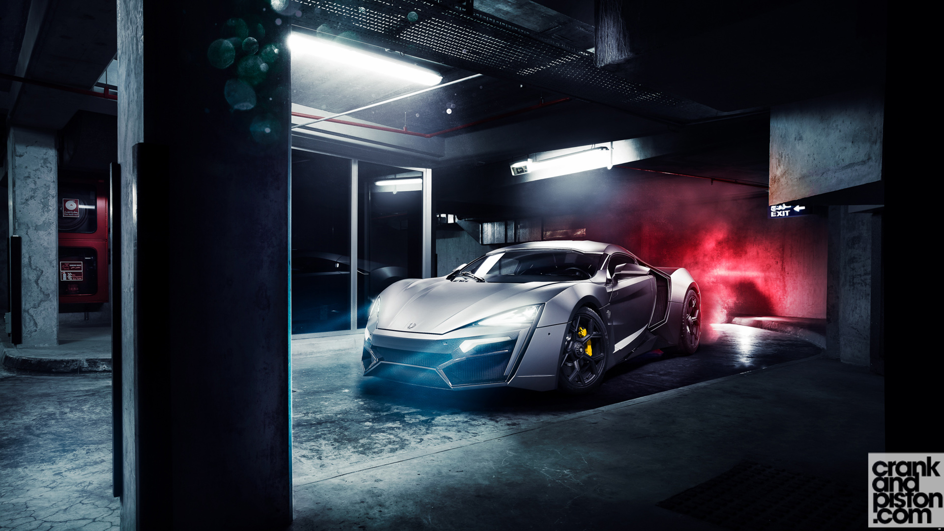 W Motors Lykan Hypersport 3 Wallpaper HD Car Wallpapers