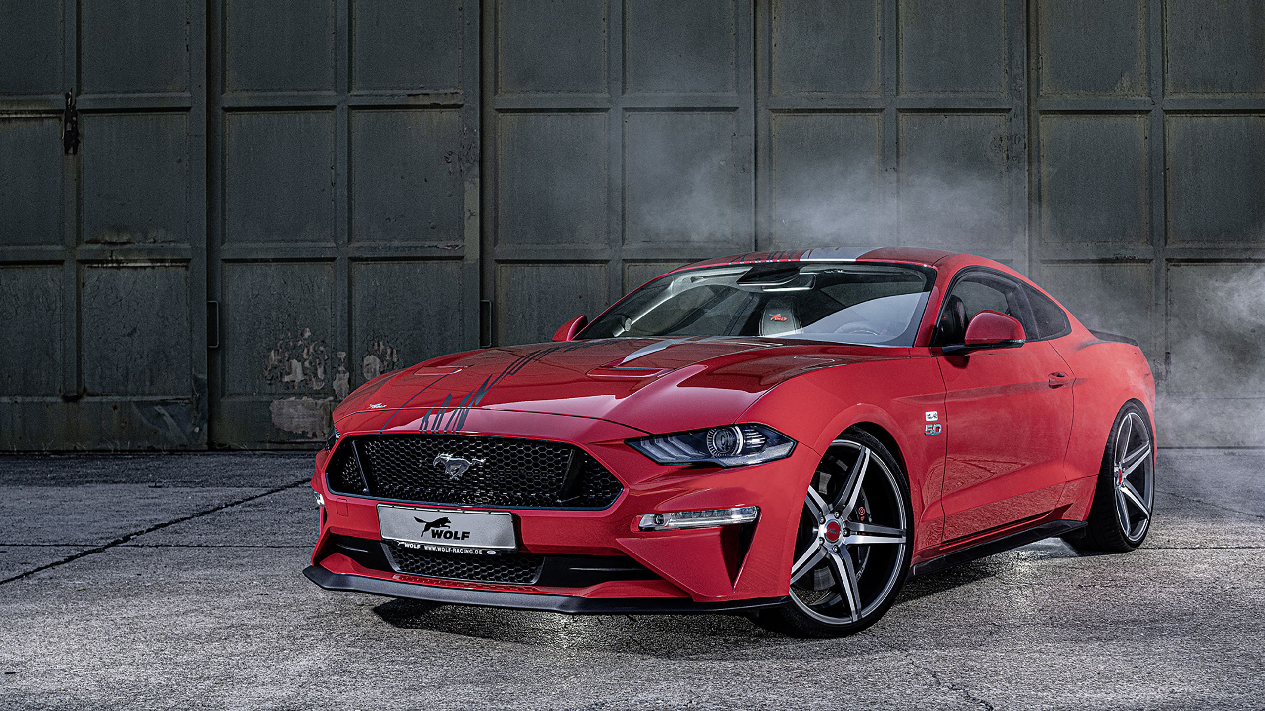Wolf Racing Ford Mustang One of 7 2019 3 Wallpaper | HD ...